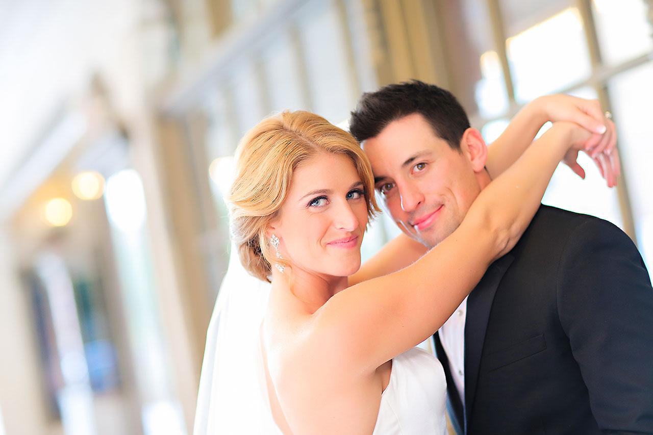 Kayci Matt Indiana Roof Ballroom Indianapolis Wedding 256