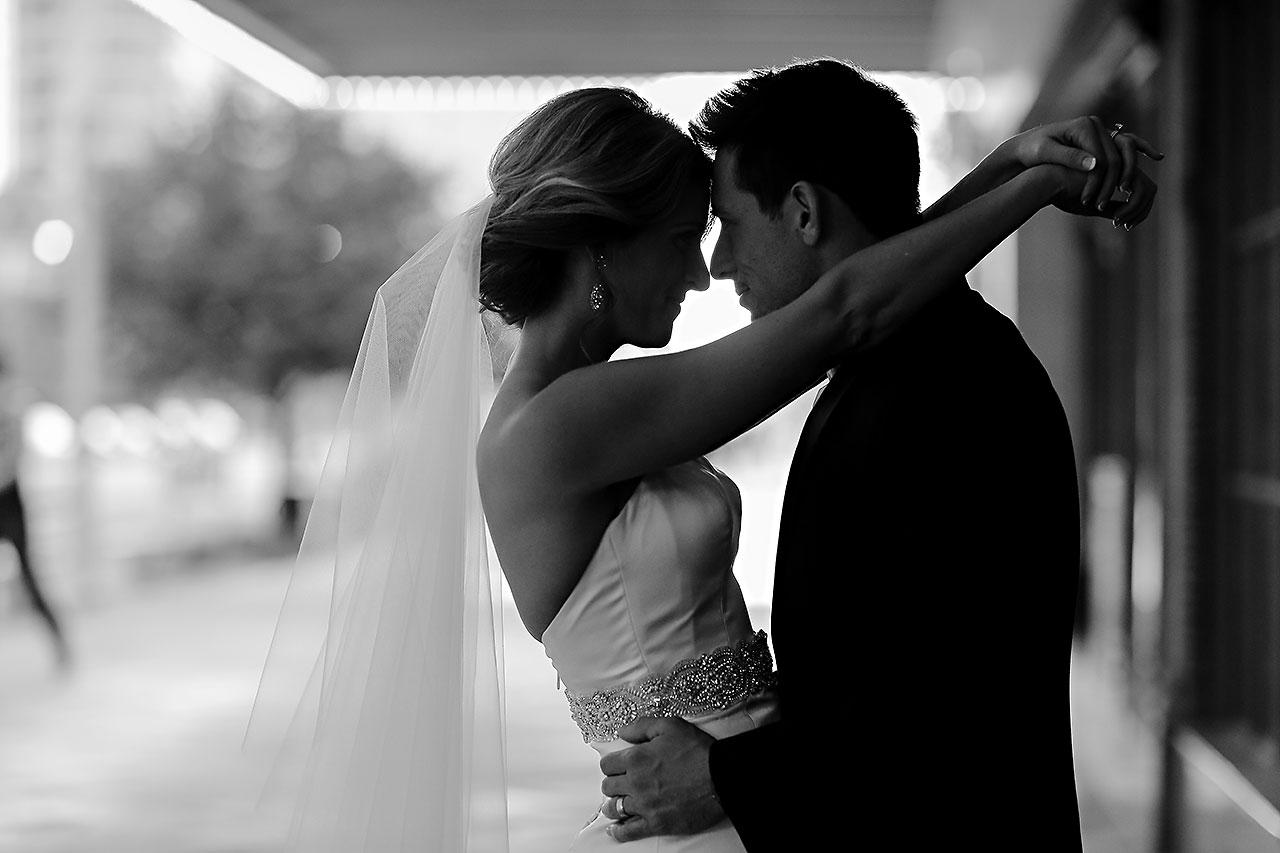 Kayci Matt Indiana Roof Ballroom Indianapolis Wedding 254
