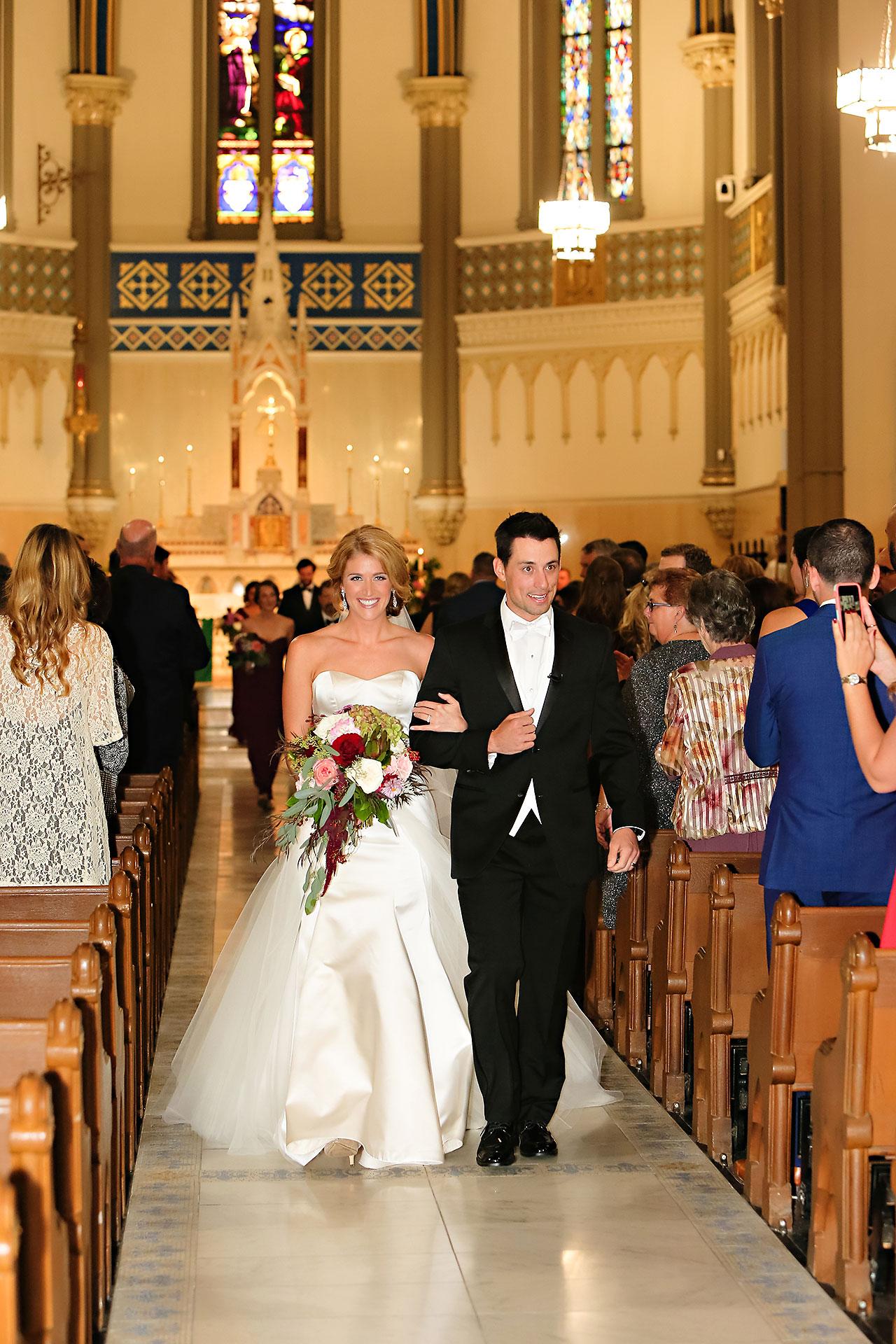 Kayci Matt Indiana Roof Ballroom Indianapolis Wedding 245