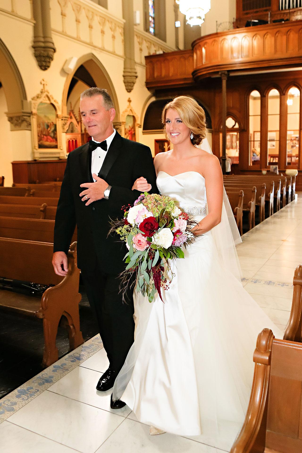 Kayci Matt Indiana Roof Ballroom Indianapolis Wedding 240