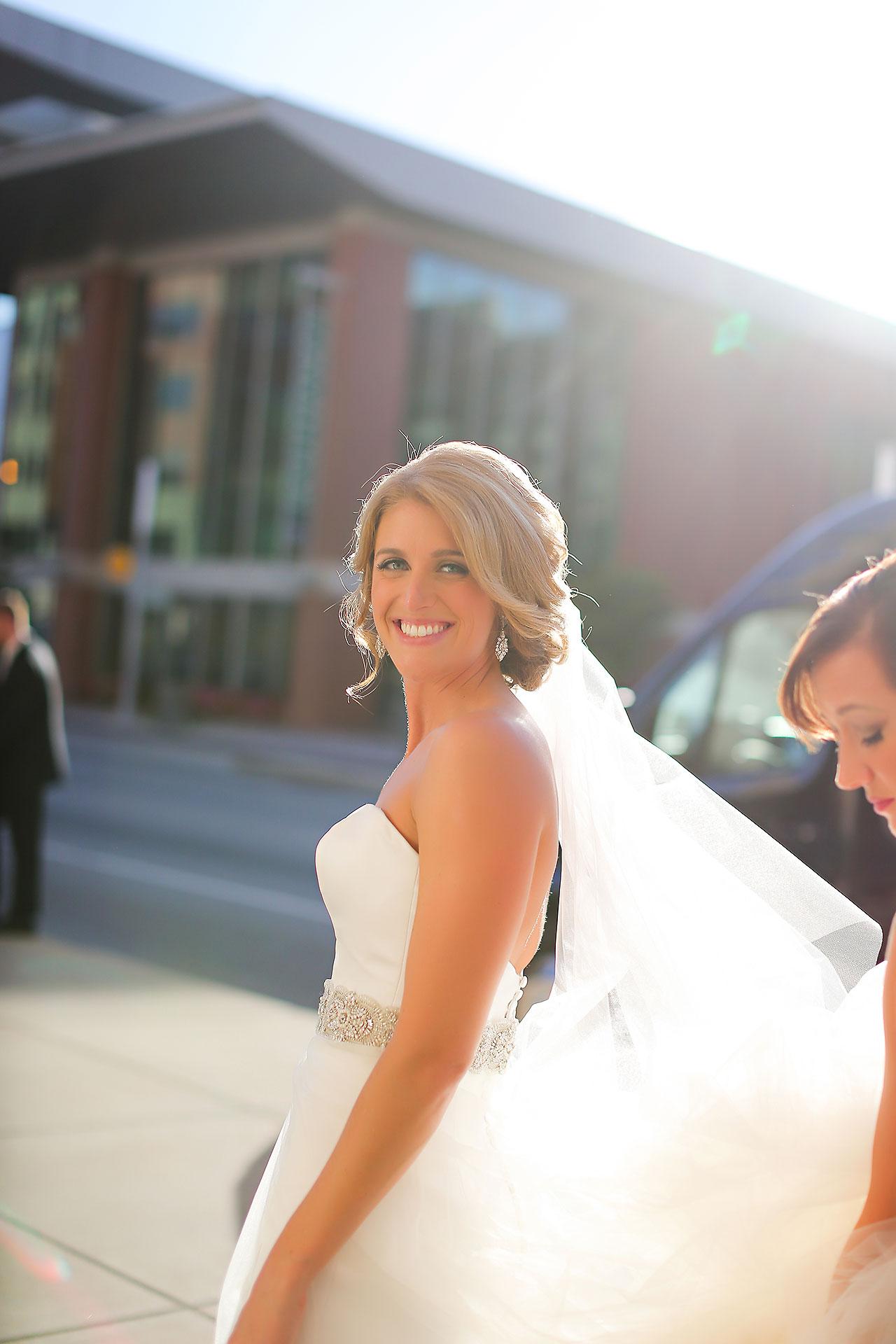 Kayci Matt Indiana Roof Ballroom Indianapolis Wedding 233