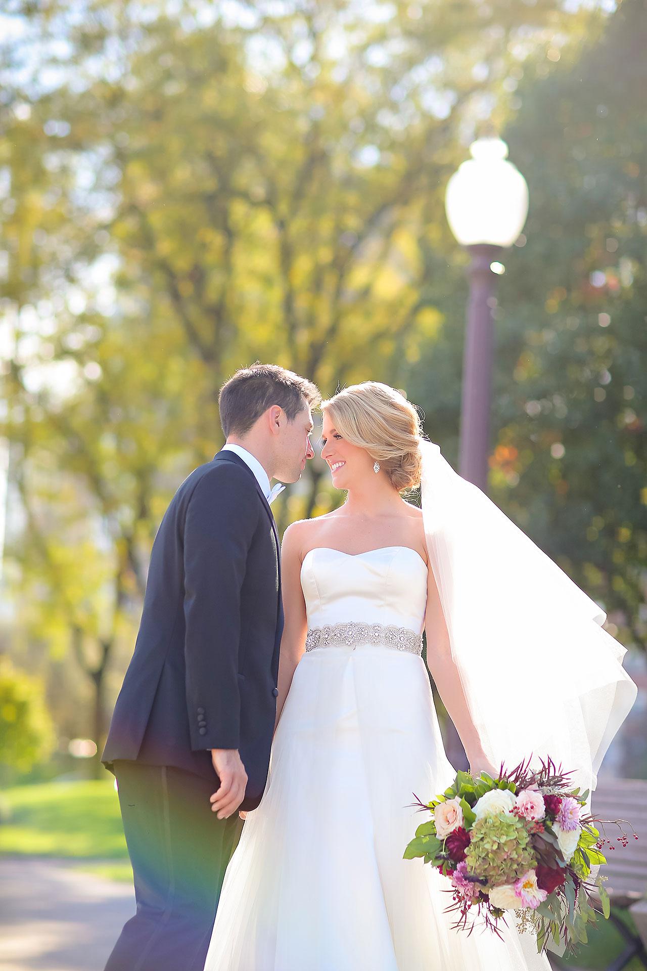 Kayci Matt Indiana Roof Ballroom Indianapolis Wedding 228