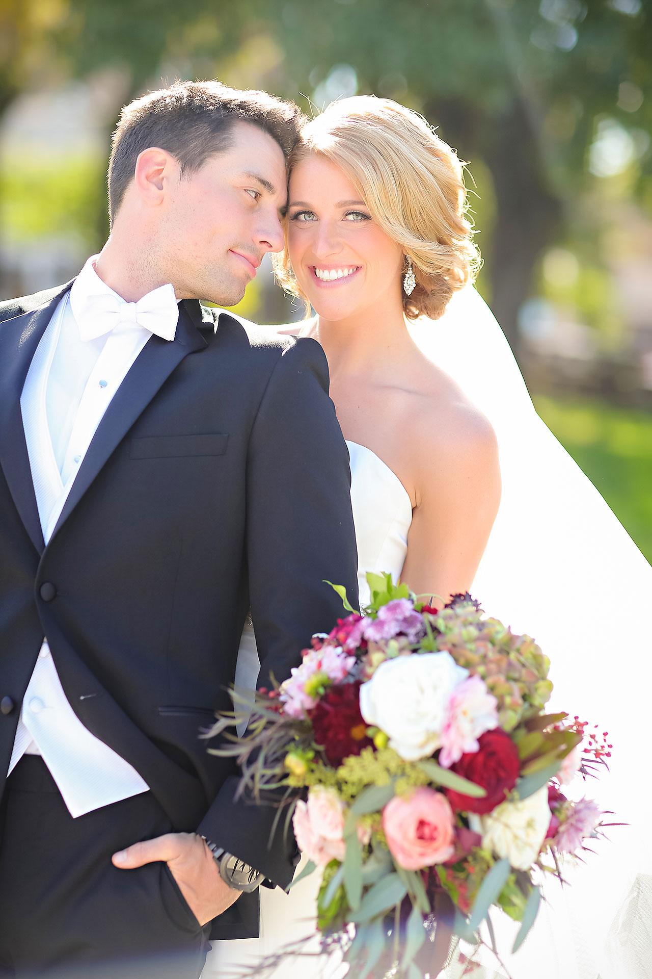 Kayci Matt Indiana Roof Ballroom Indianapolis Wedding 222