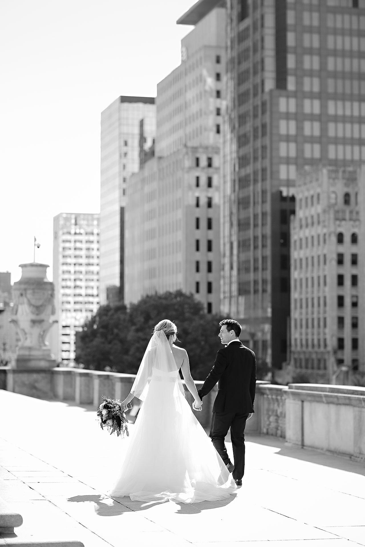 Kayci Matt Indiana Roof Ballroom Indianapolis Wedding 218