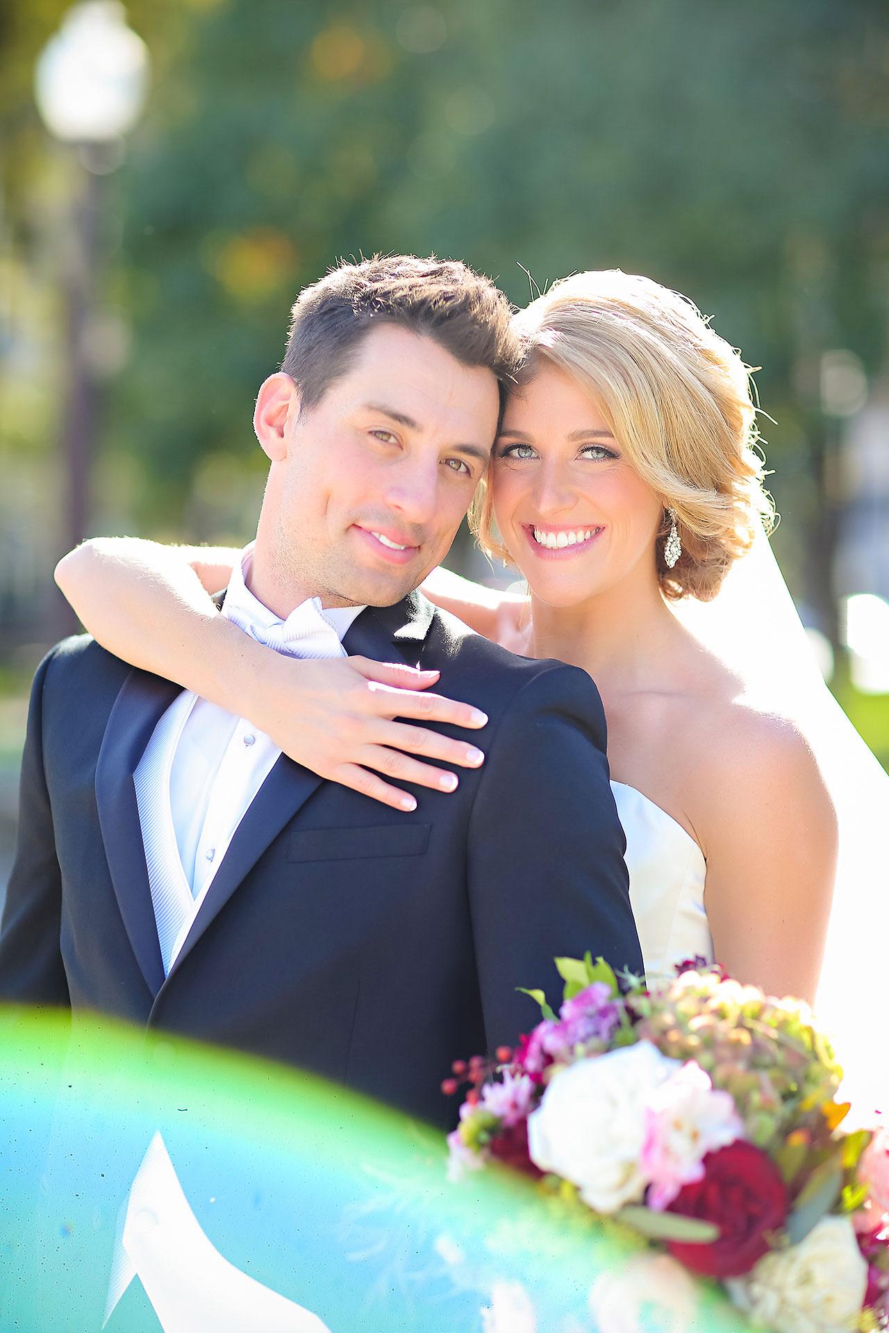 Kayci Matt Indiana Roof Ballroom Indianapolis Wedding 208
