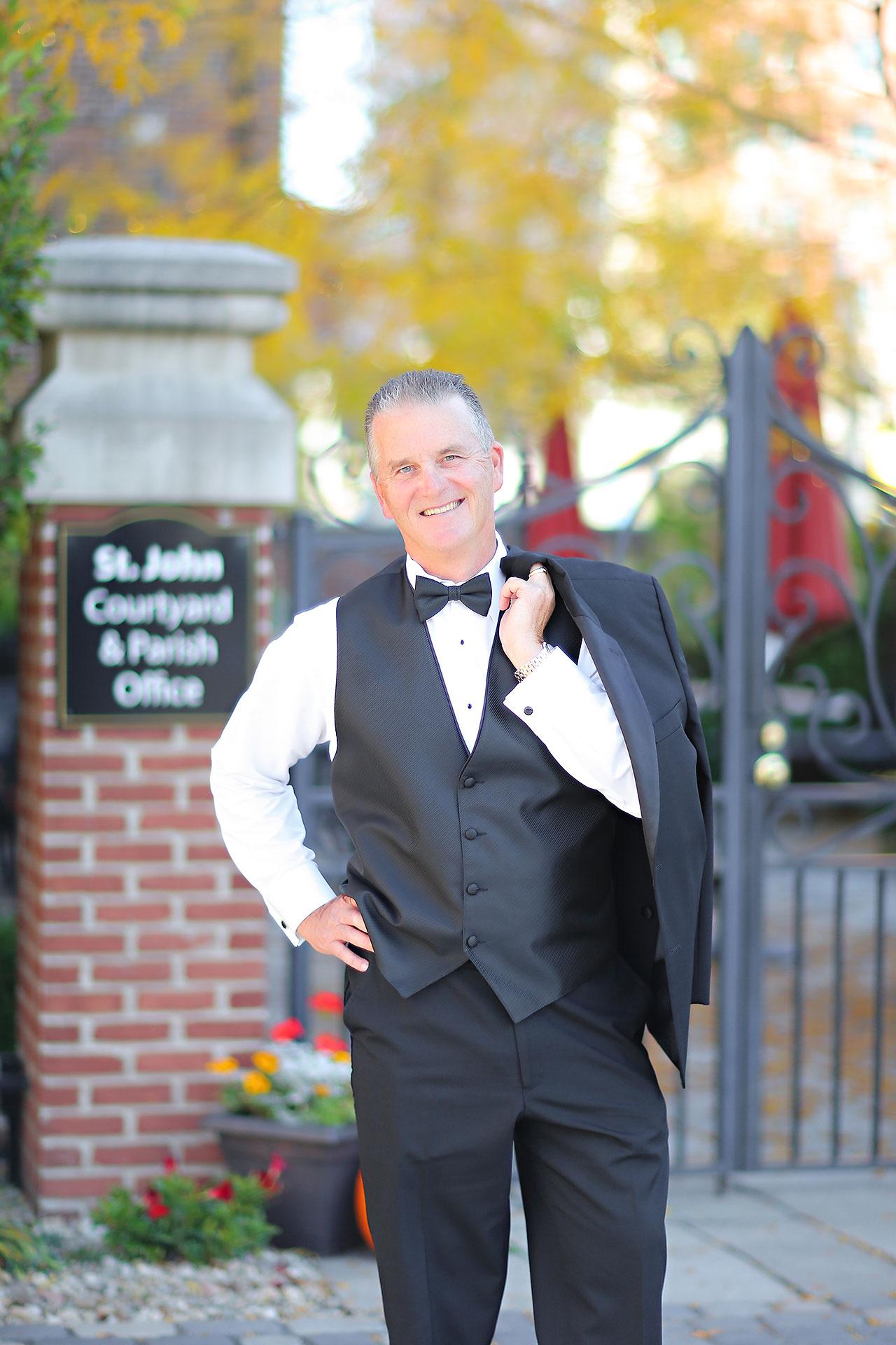 Kayci Matt Indiana Roof Ballroom Indianapolis Wedding 205