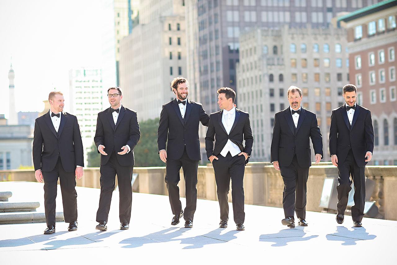 Kayci Matt Indiana Roof Ballroom Indianapolis Wedding 193