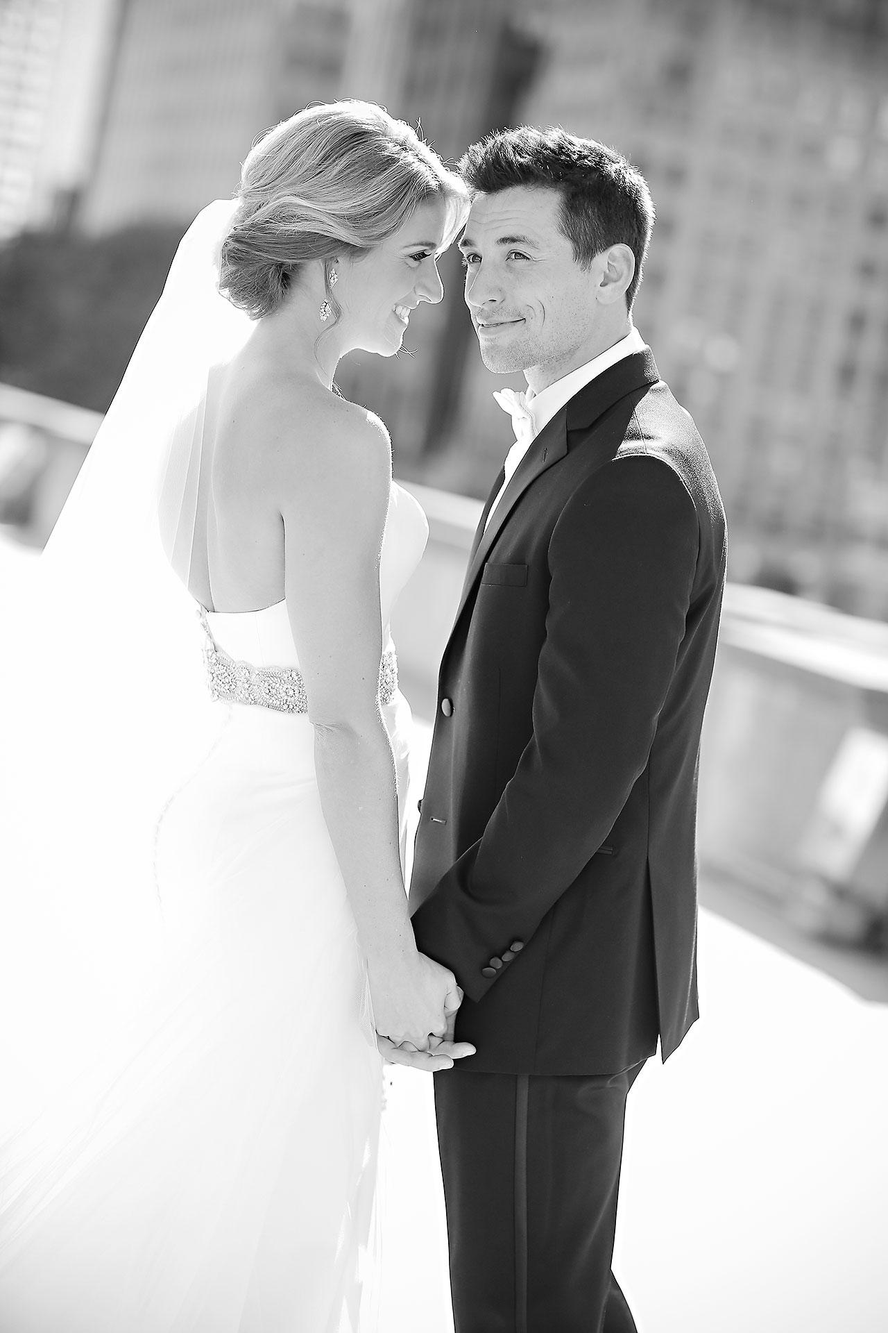 Kayci Matt Indiana Roof Ballroom Indianapolis Wedding 191