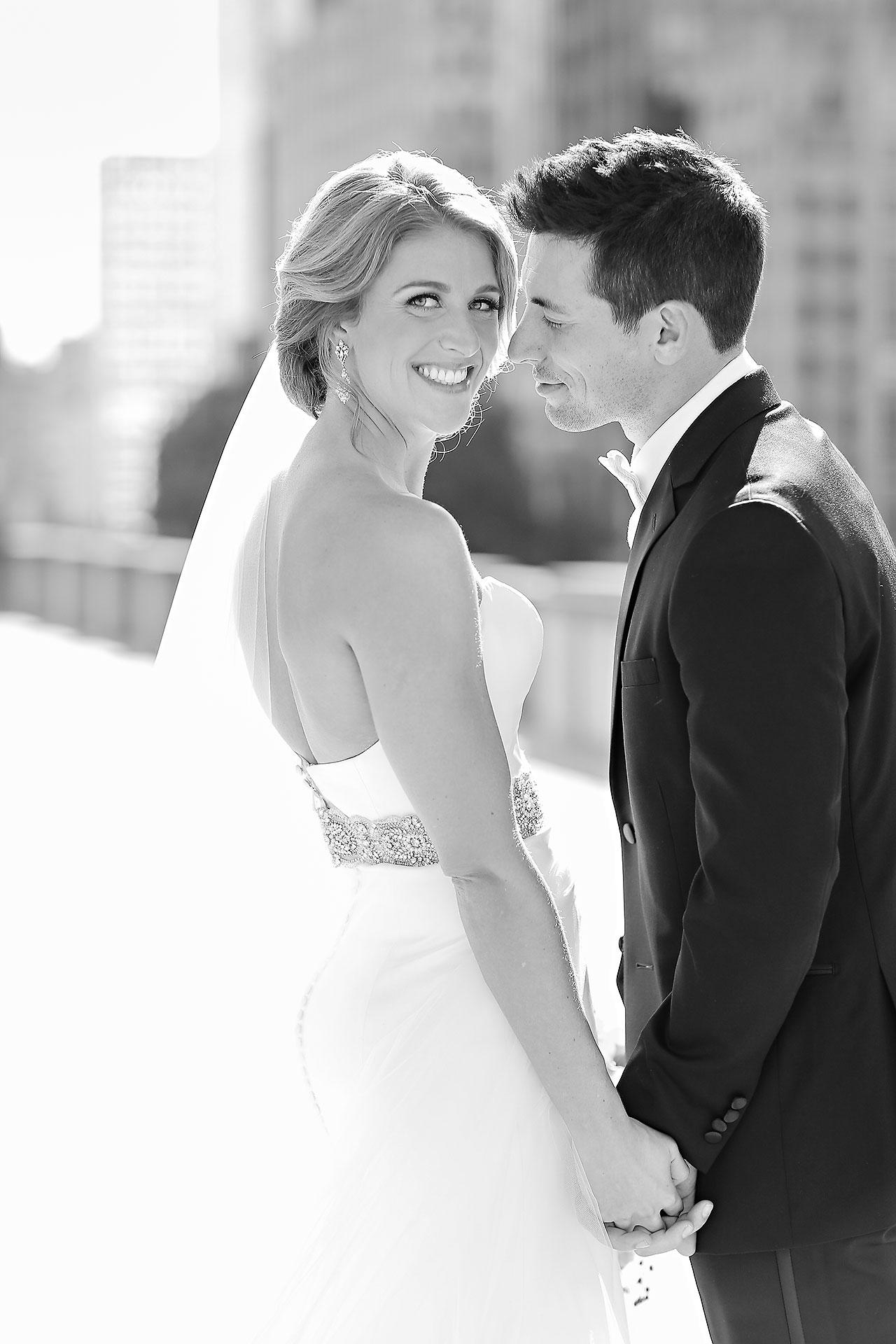 Kayci Matt Indiana Roof Ballroom Indianapolis Wedding 187