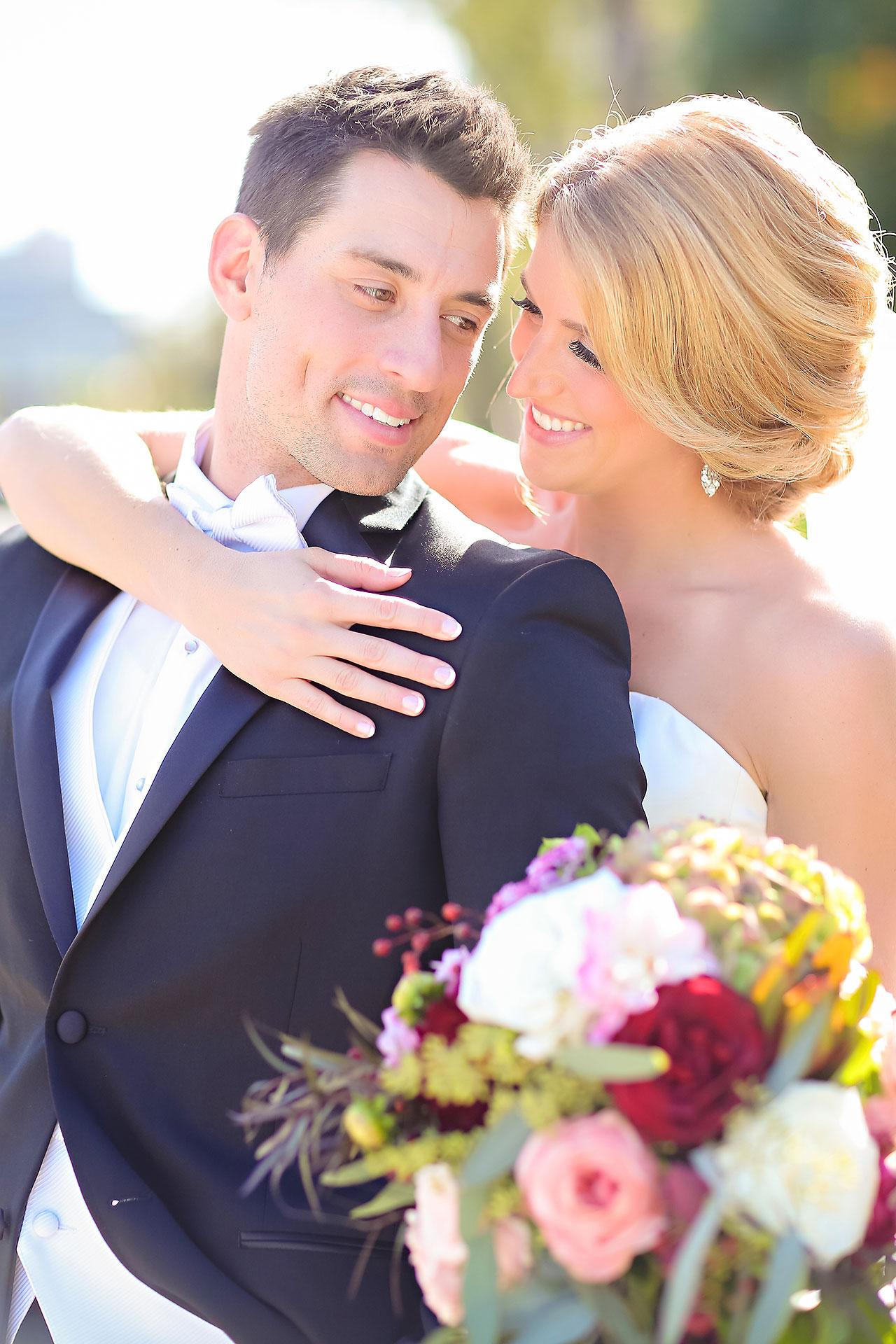 Kayci Matt Indiana Roof Ballroom Indianapolis Wedding 174