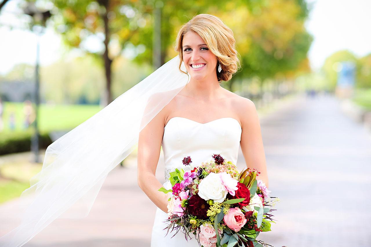 Kayci Matt Indiana Roof Ballroom Indianapolis Wedding 156