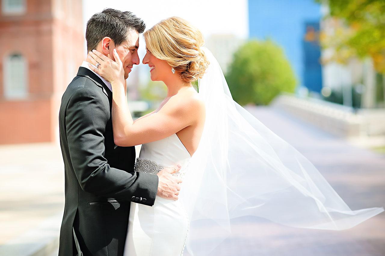 Kayci Matt Indiana Roof Ballroom Indianapolis Wedding 144