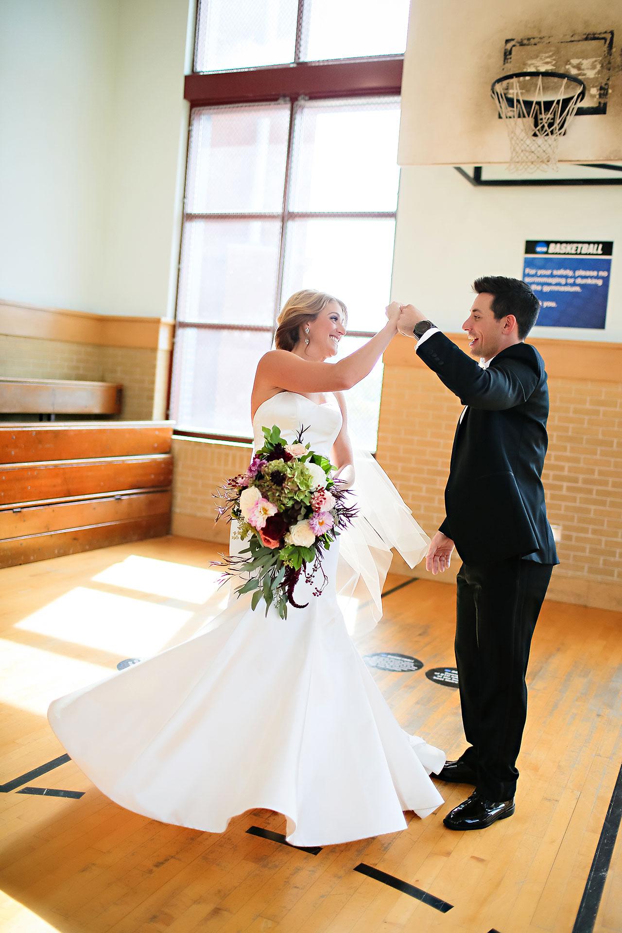 Kayci Matt Indiana Roof Ballroom Indianapolis Wedding 118