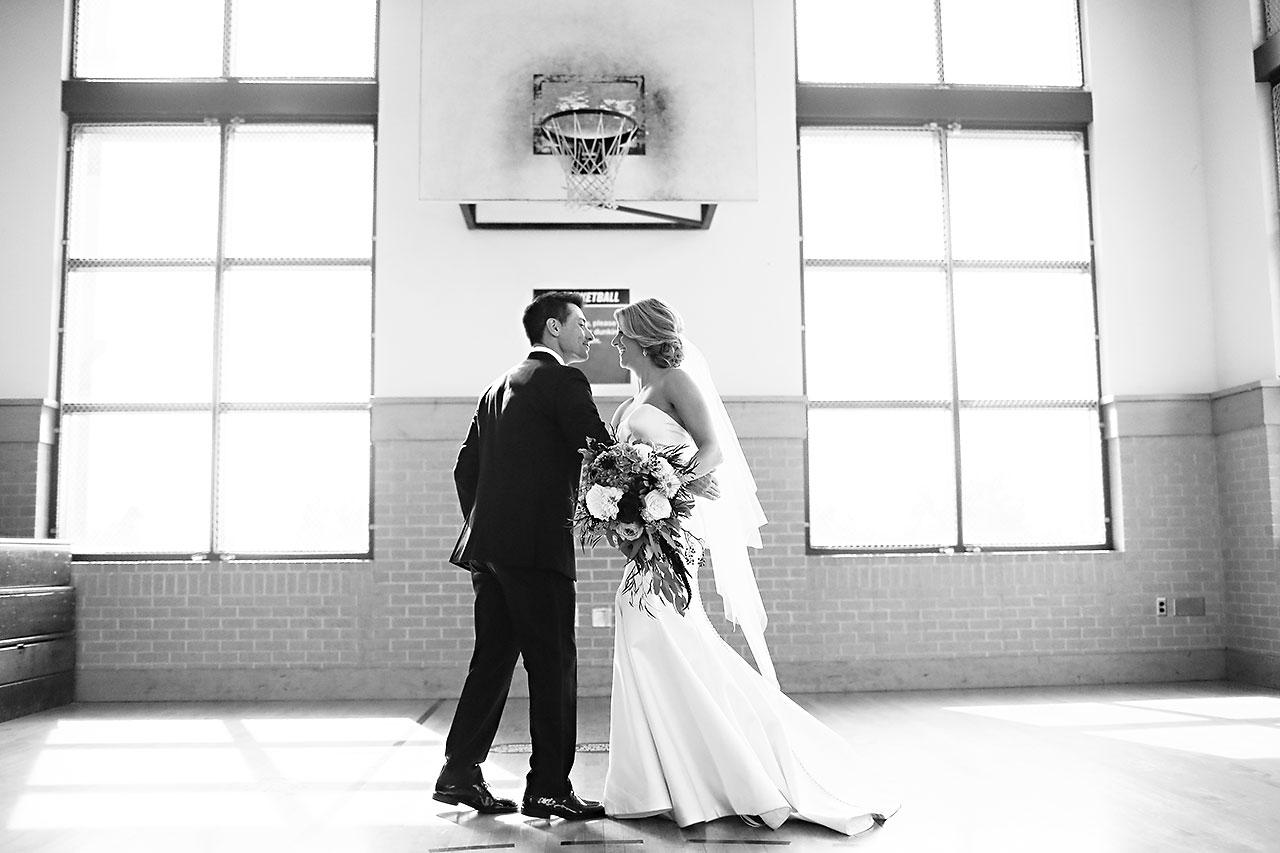 Kayci Matt Indiana Roof Ballroom Indianapolis Wedding 110