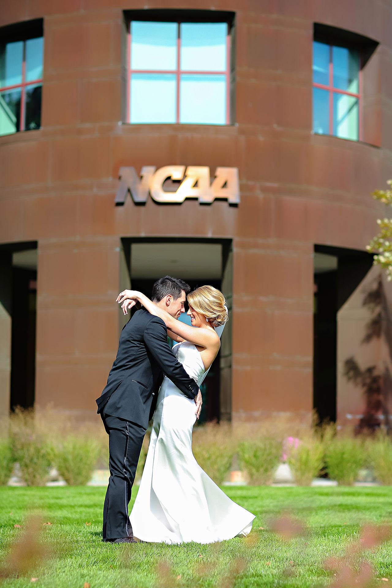 Kayci Matt Indiana Roof Ballroom Indianapolis Wedding 095