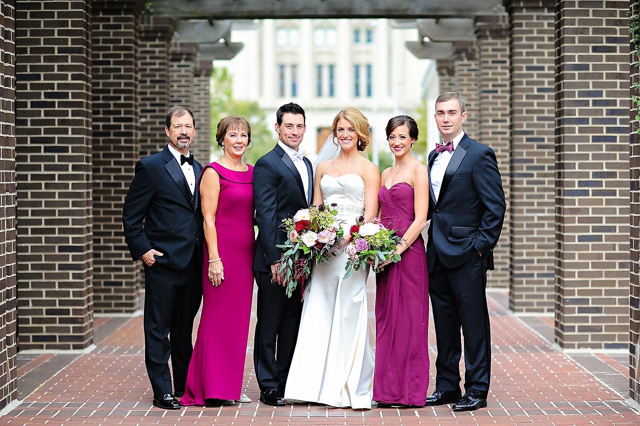 Kayci Matt Indiana Roof Ballroom Indianapolis Wedding 082