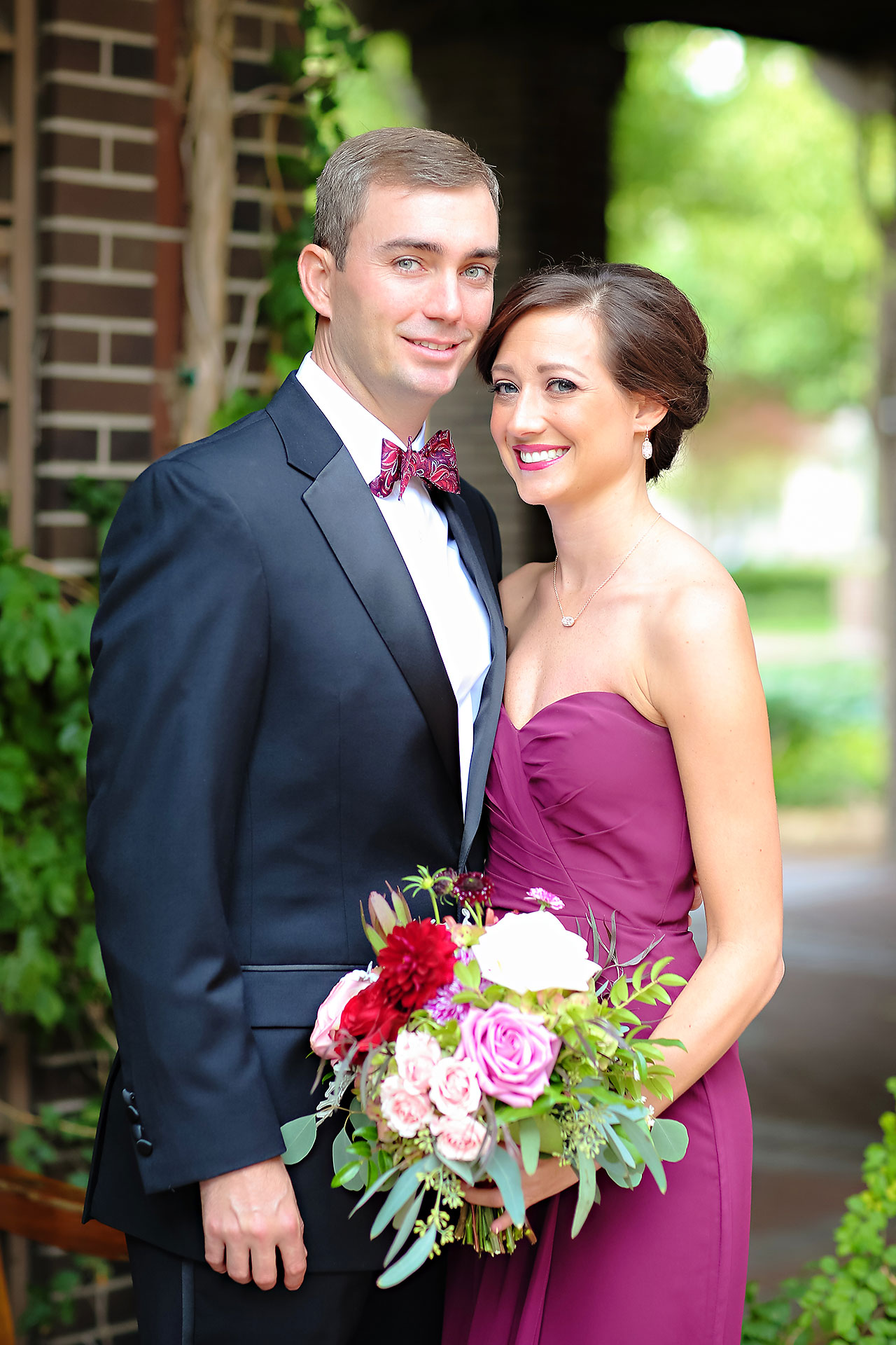 Kayci Matt Indiana Roof Ballroom Indianapolis Wedding 078