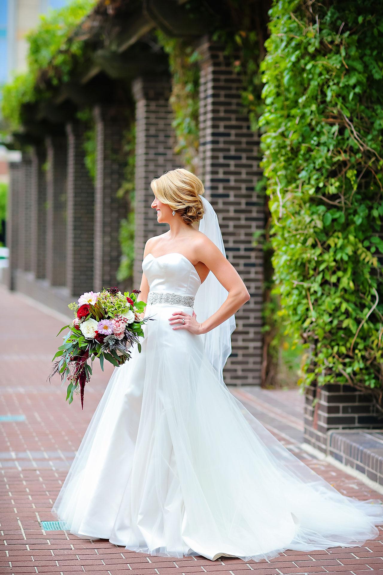 Kayci Matt Indiana Roof Ballroom Indianapolis Wedding 064