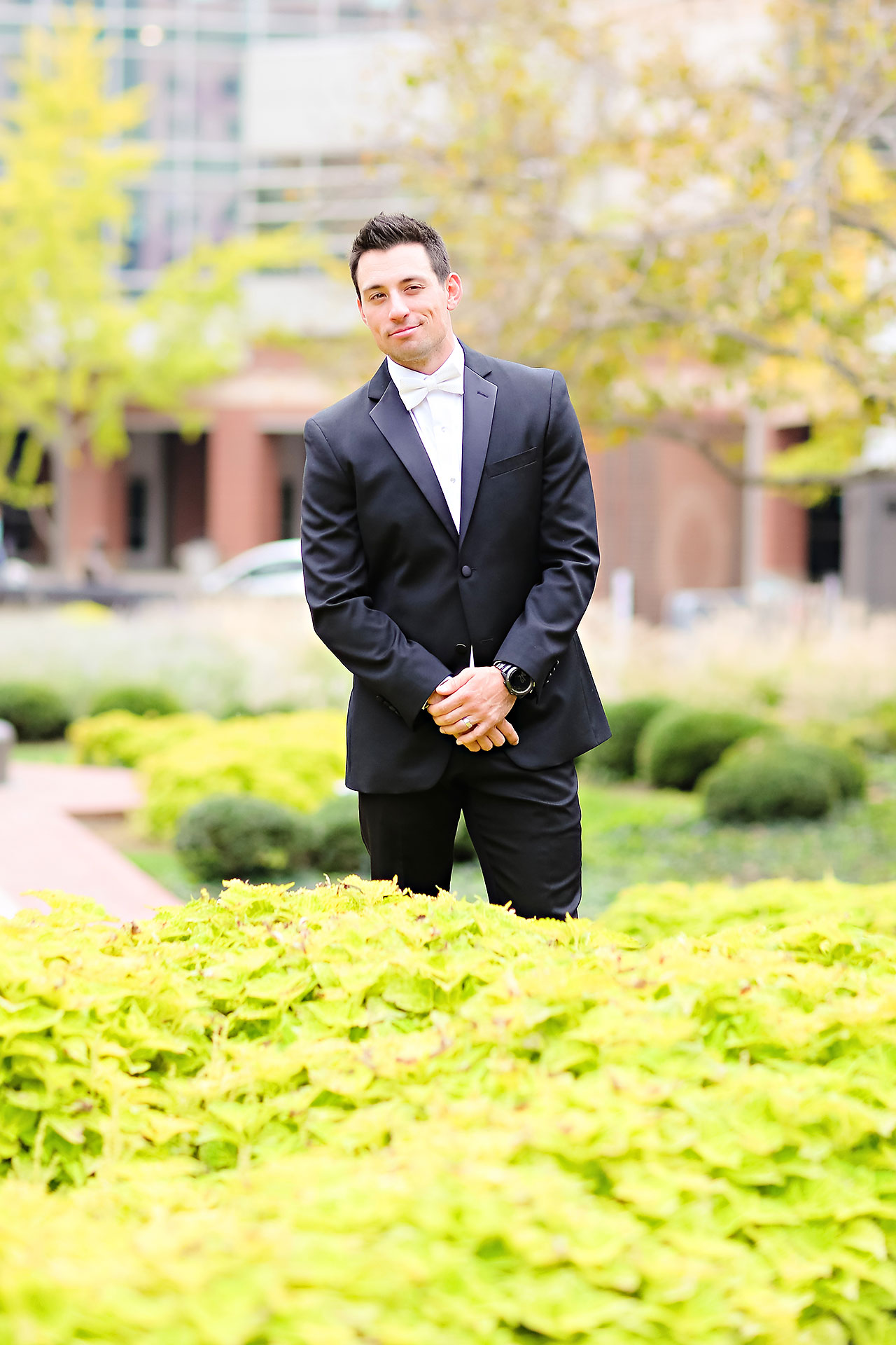 Kayci Matt Indiana Roof Ballroom Indianapolis Wedding 056