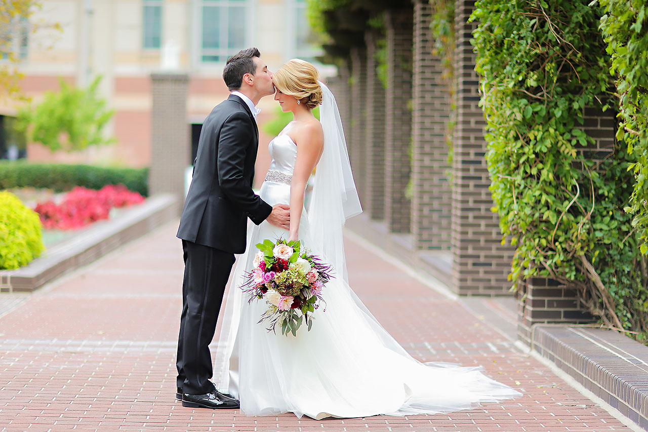 Kayci Matt Indiana Roof Ballroom Indianapolis Wedding 053