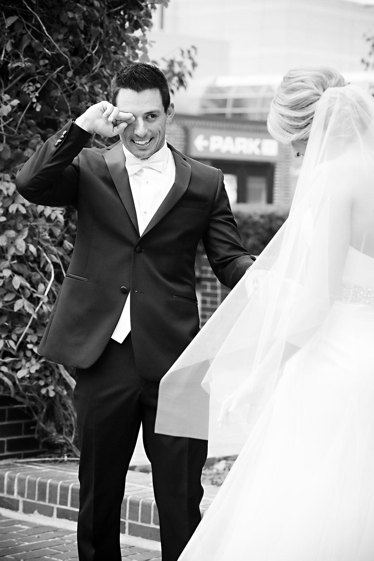 Kayci Matt Indiana Roof Ballroom Indianapolis Wedding 049