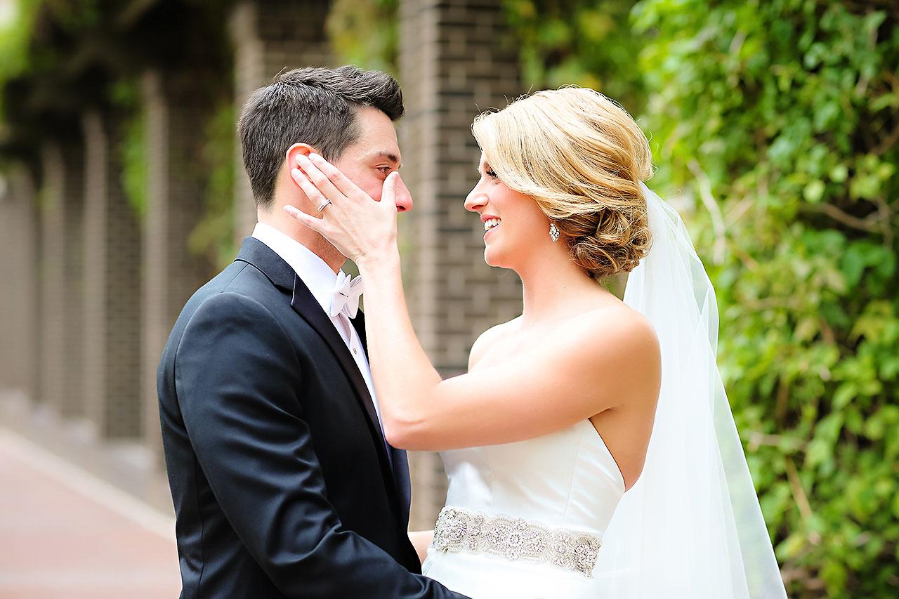 Kayci Matt Indiana Roof Ballroom Indianapolis Wedding 047