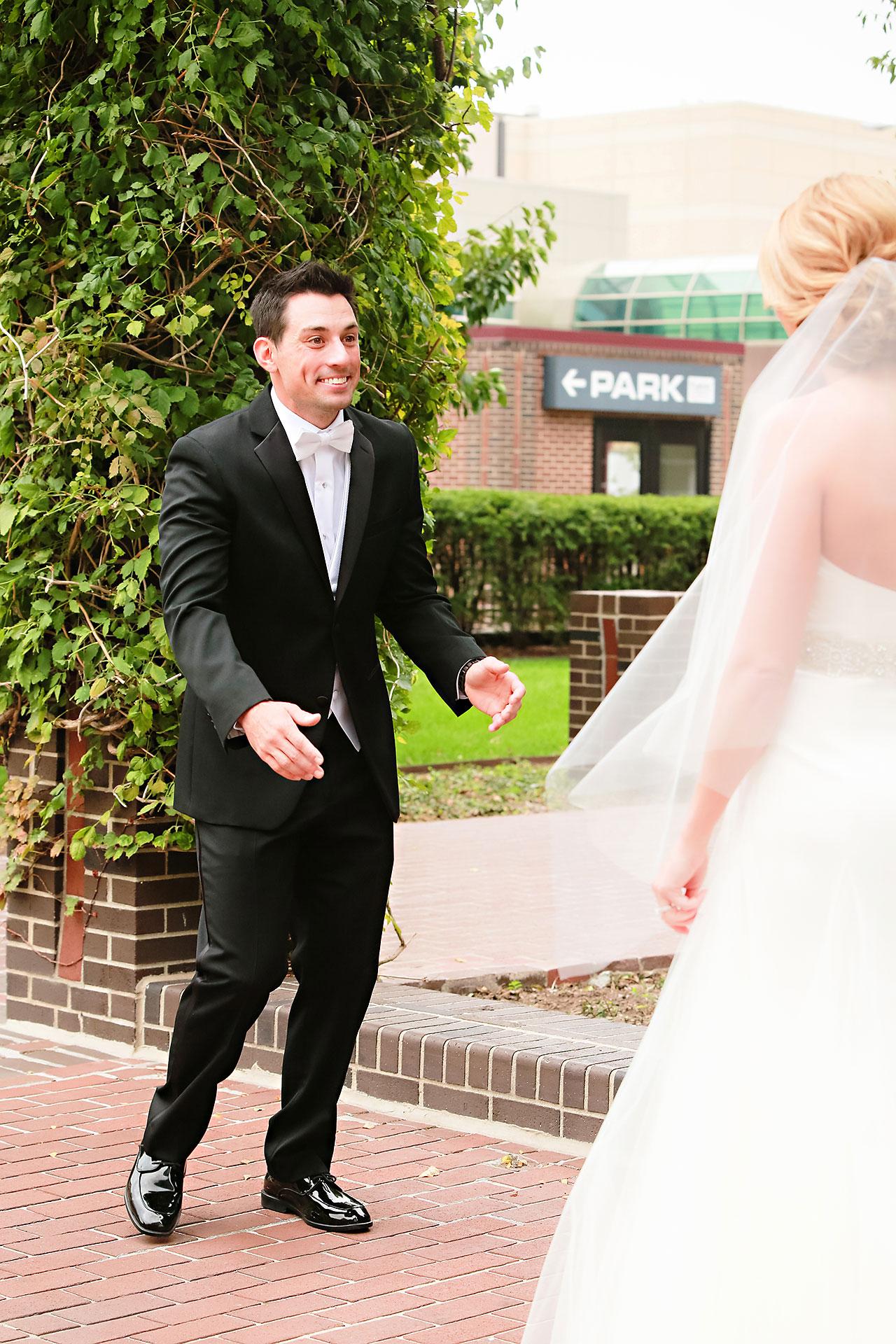 Kayci Matt Indiana Roof Ballroom Indianapolis Wedding 048