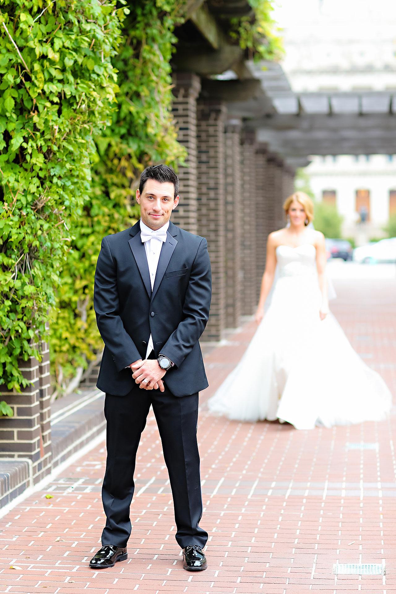 Kayci Matt Indiana Roof Ballroom Indianapolis Wedding 044