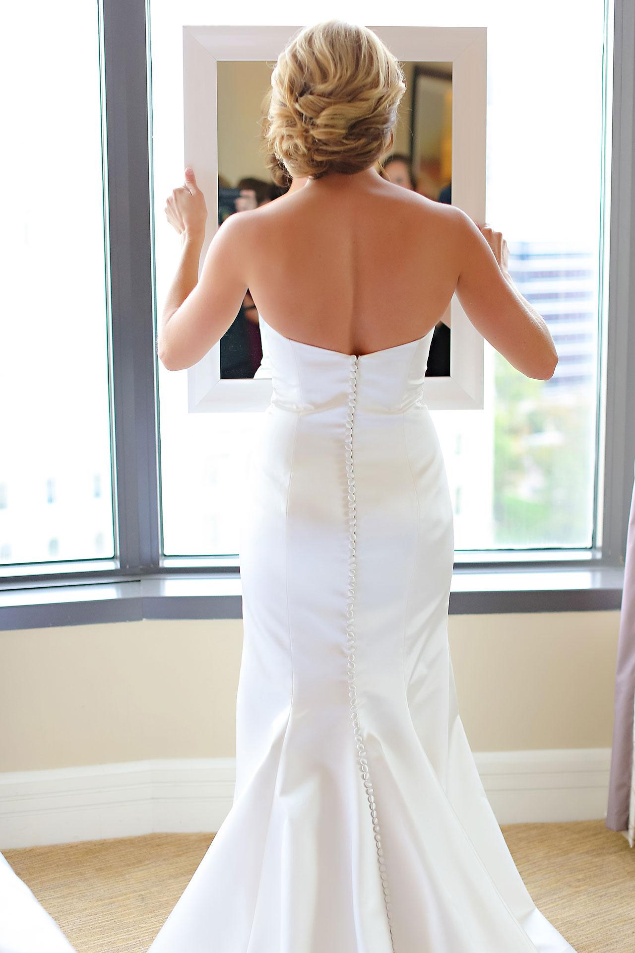 Kayci Matt Indiana Roof Ballroom Indianapolis Wedding 029
