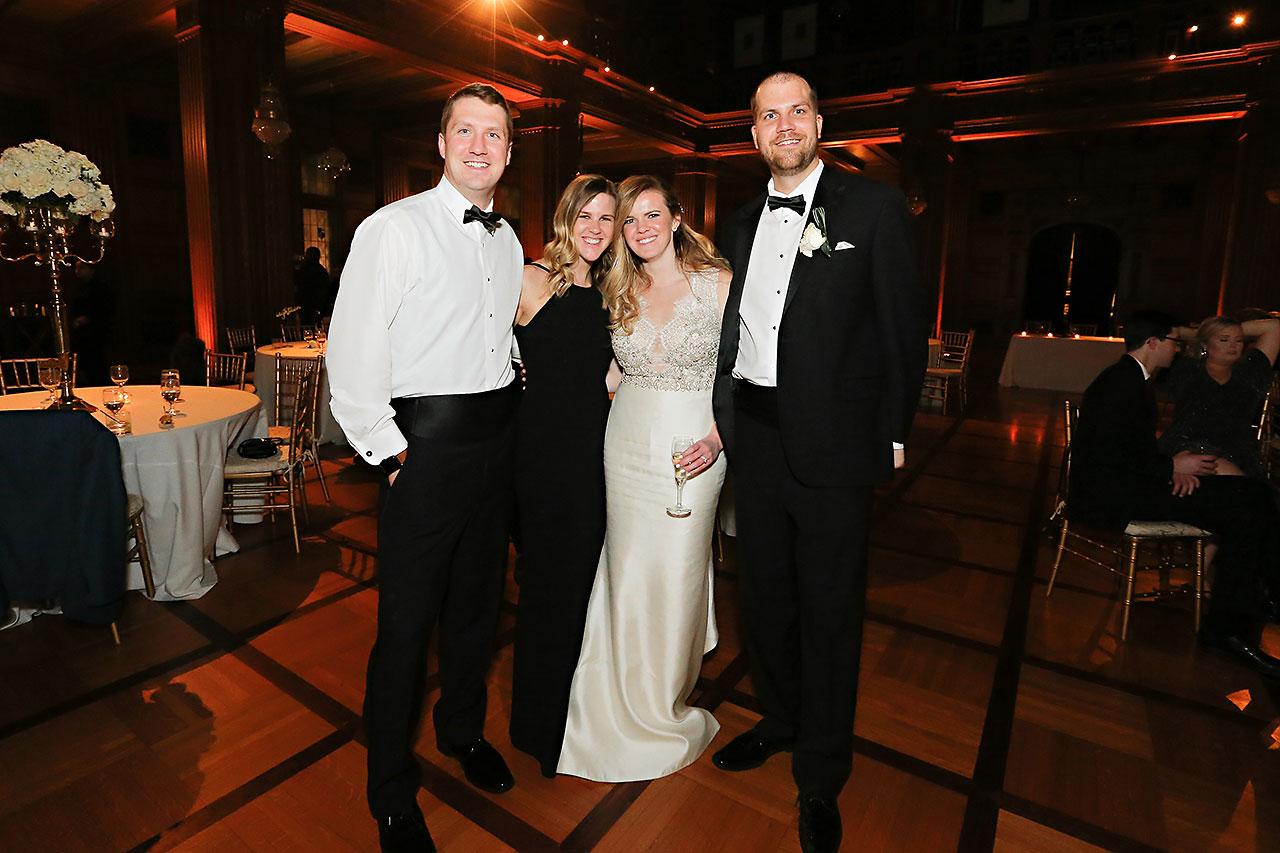 Karissa Ryan Indianapolis Winter Wedding 360