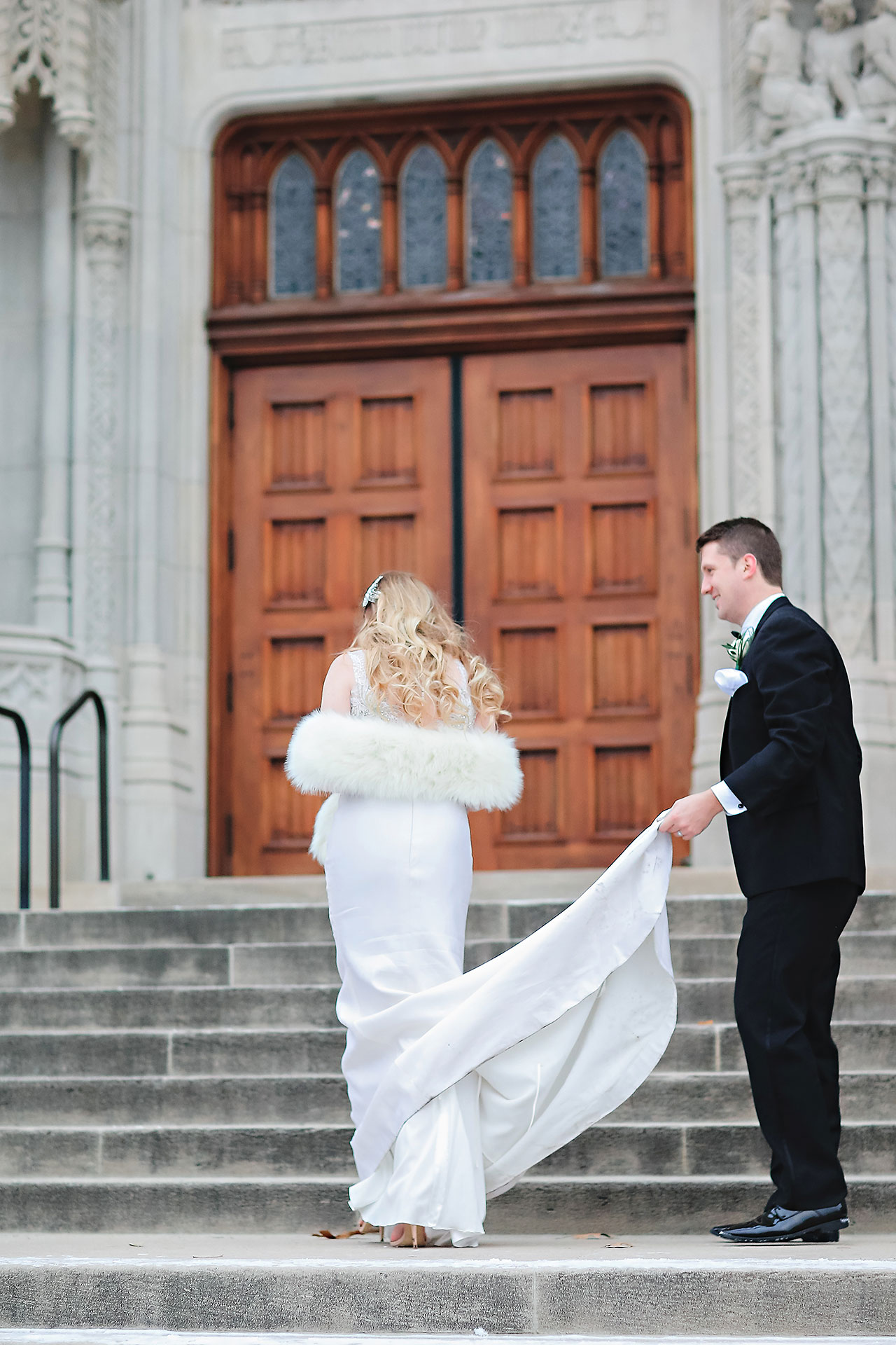 Karissa Ryan Indianapolis Winter Wedding 215