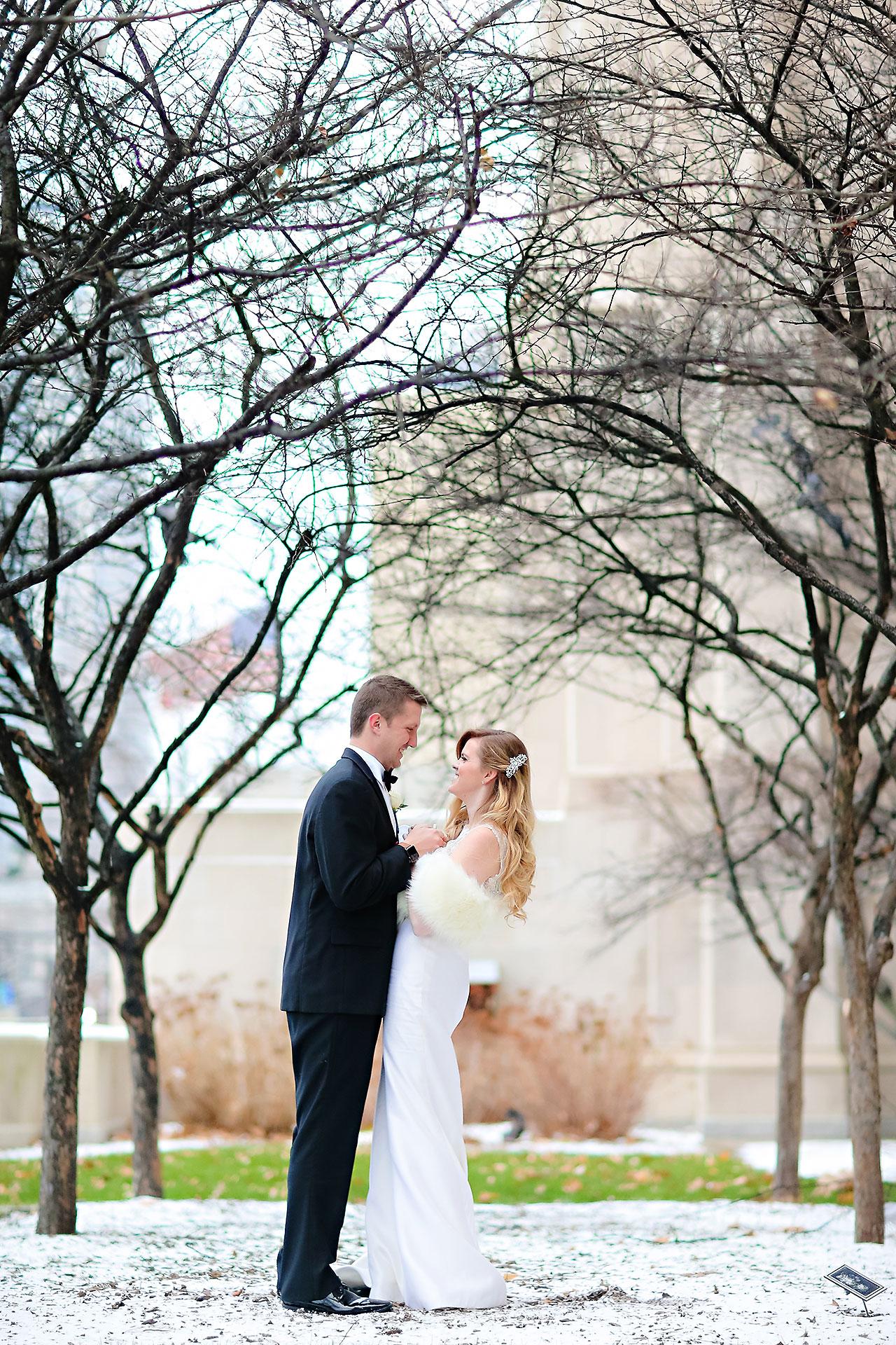 Karissa Ryan Indianapolis Winter Wedding 212