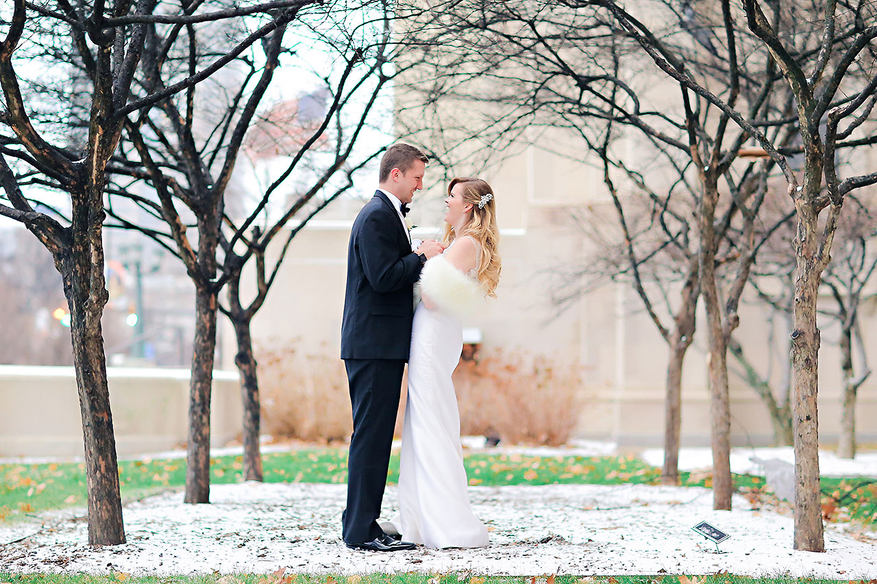 Karissa Ryan Indianapolis Winter Wedding 206