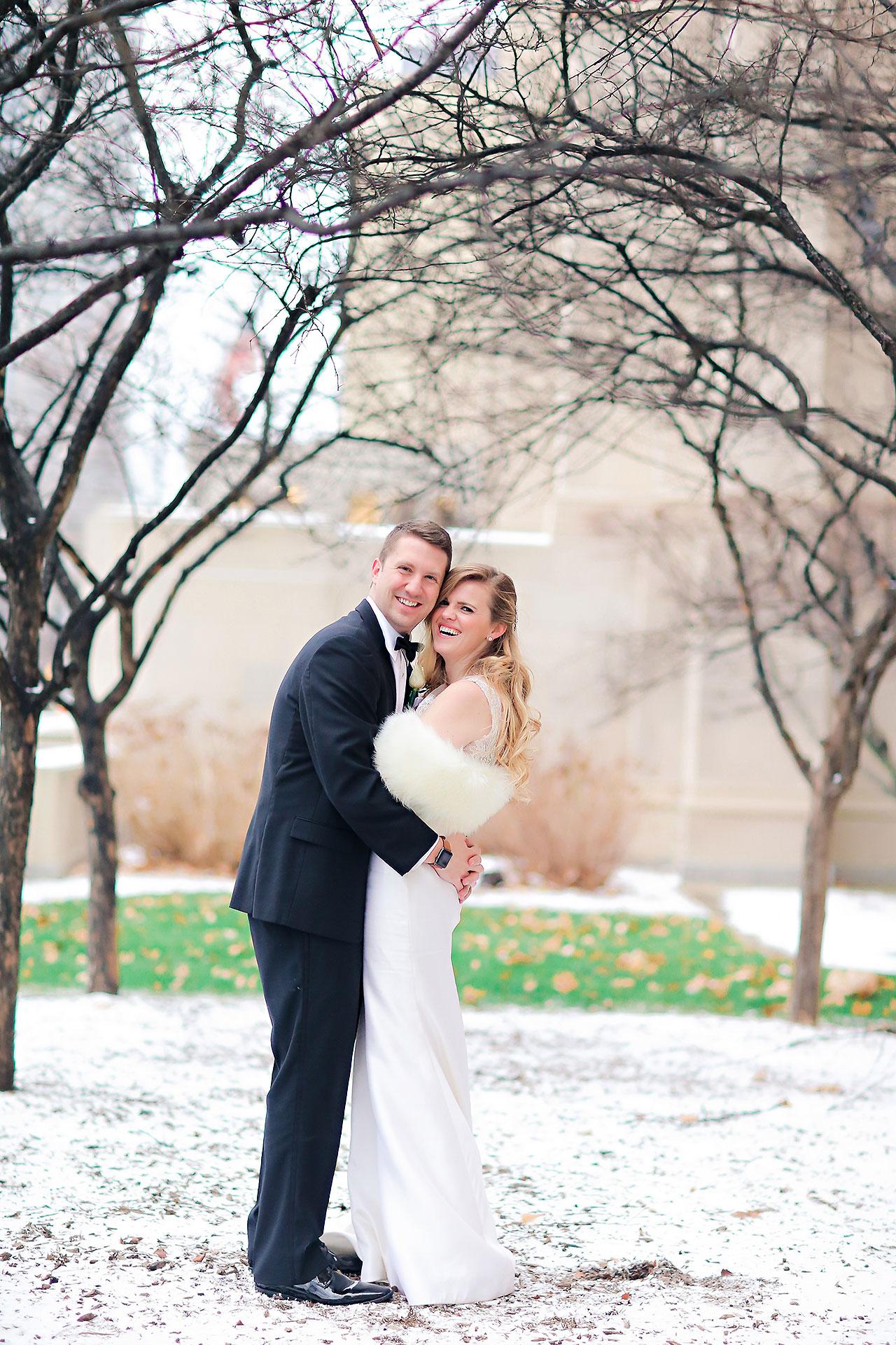 Karissa Ryan Indianapolis Winter Wedding 198