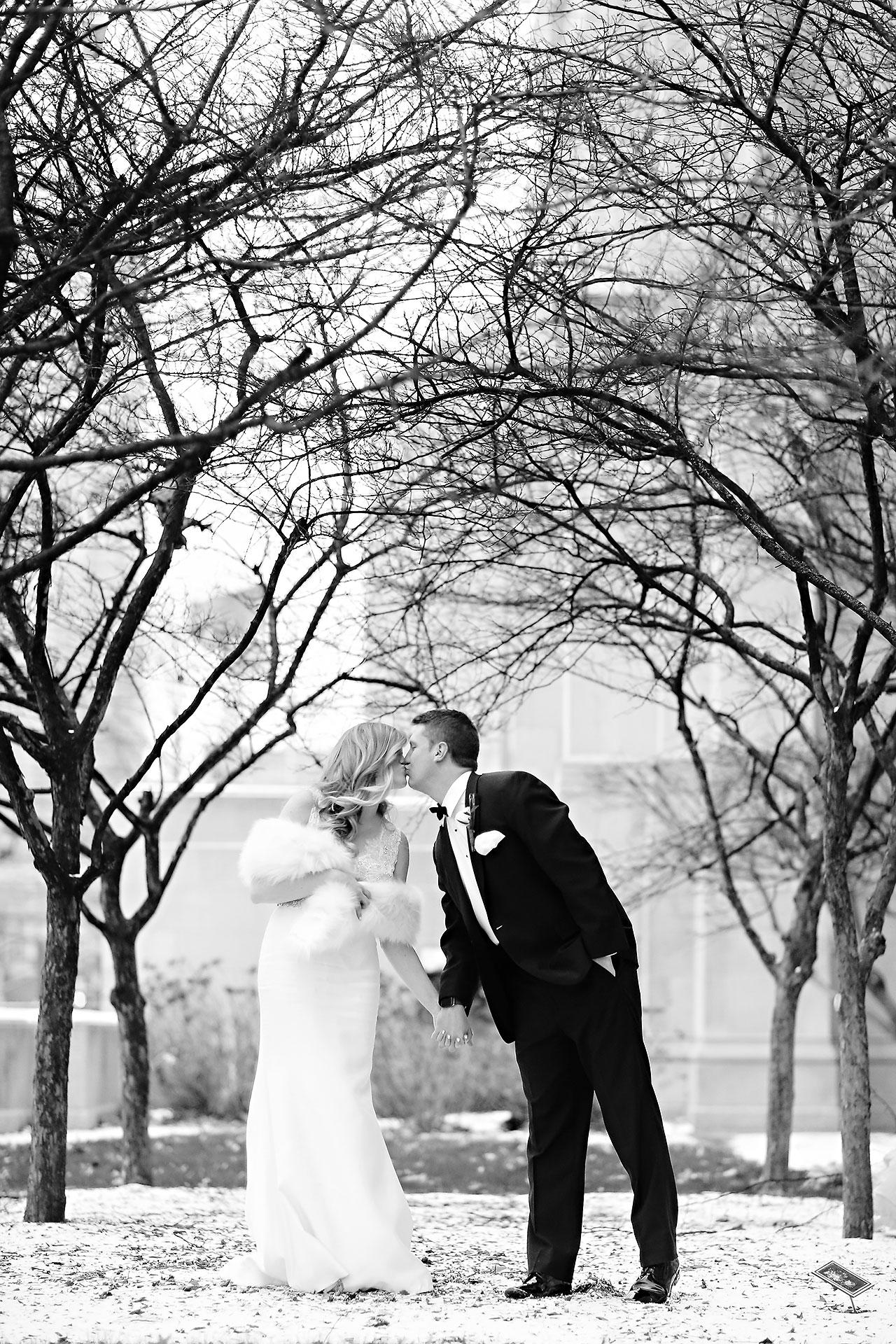 Karissa Ryan Indianapolis Winter Wedding 185