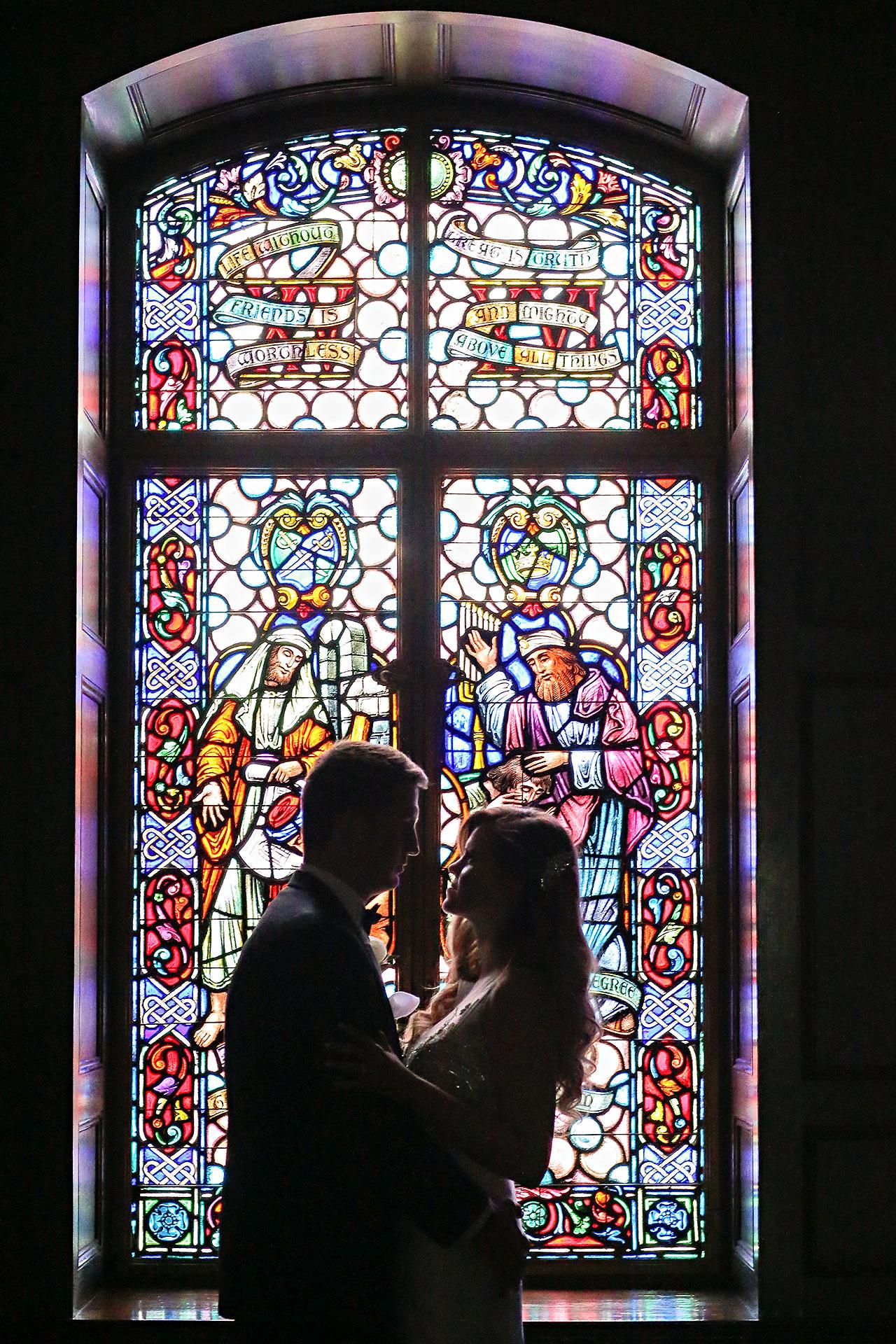 Karissa Ryan Indianapolis Winter Wedding 183
