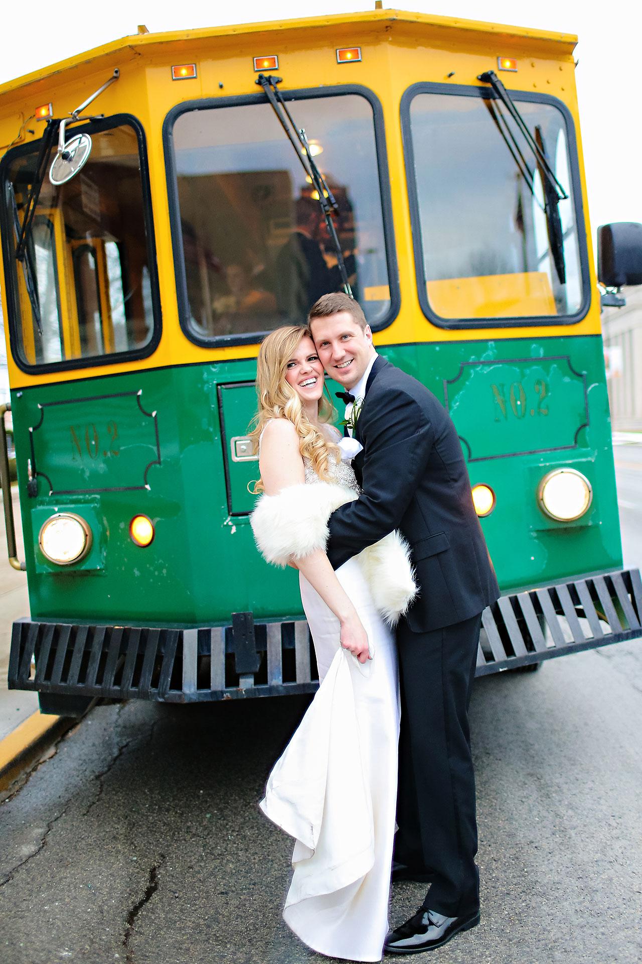 Karissa Ryan Indianapolis Winter Wedding 179