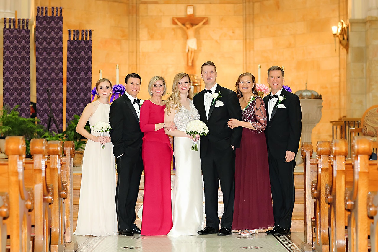 Karissa Ryan Indianapolis Winter Wedding 167