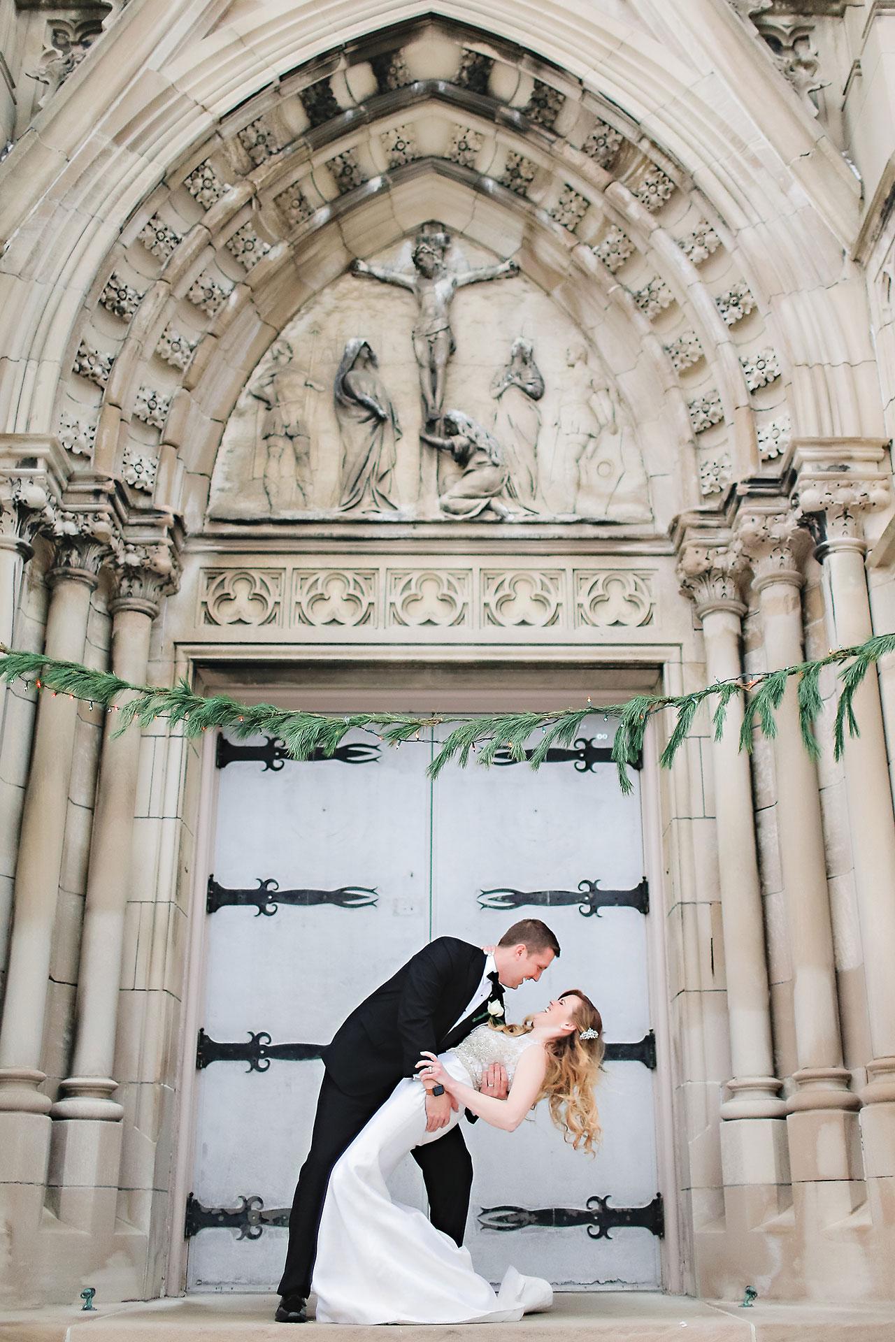 Karissa Ryan Indianapolis Winter Wedding 163