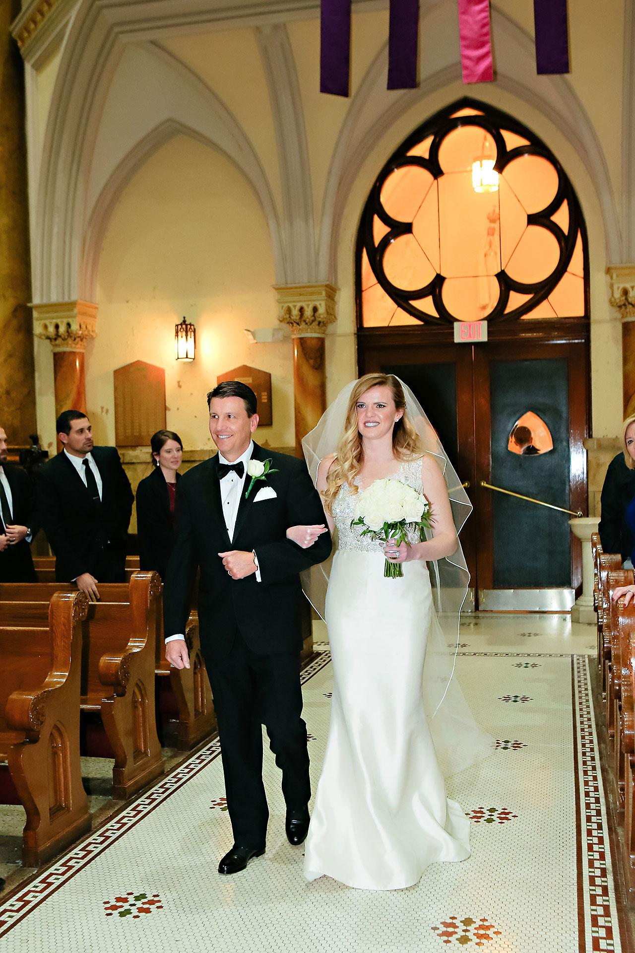 Karissa Ryan Indianapolis Winter Wedding 156