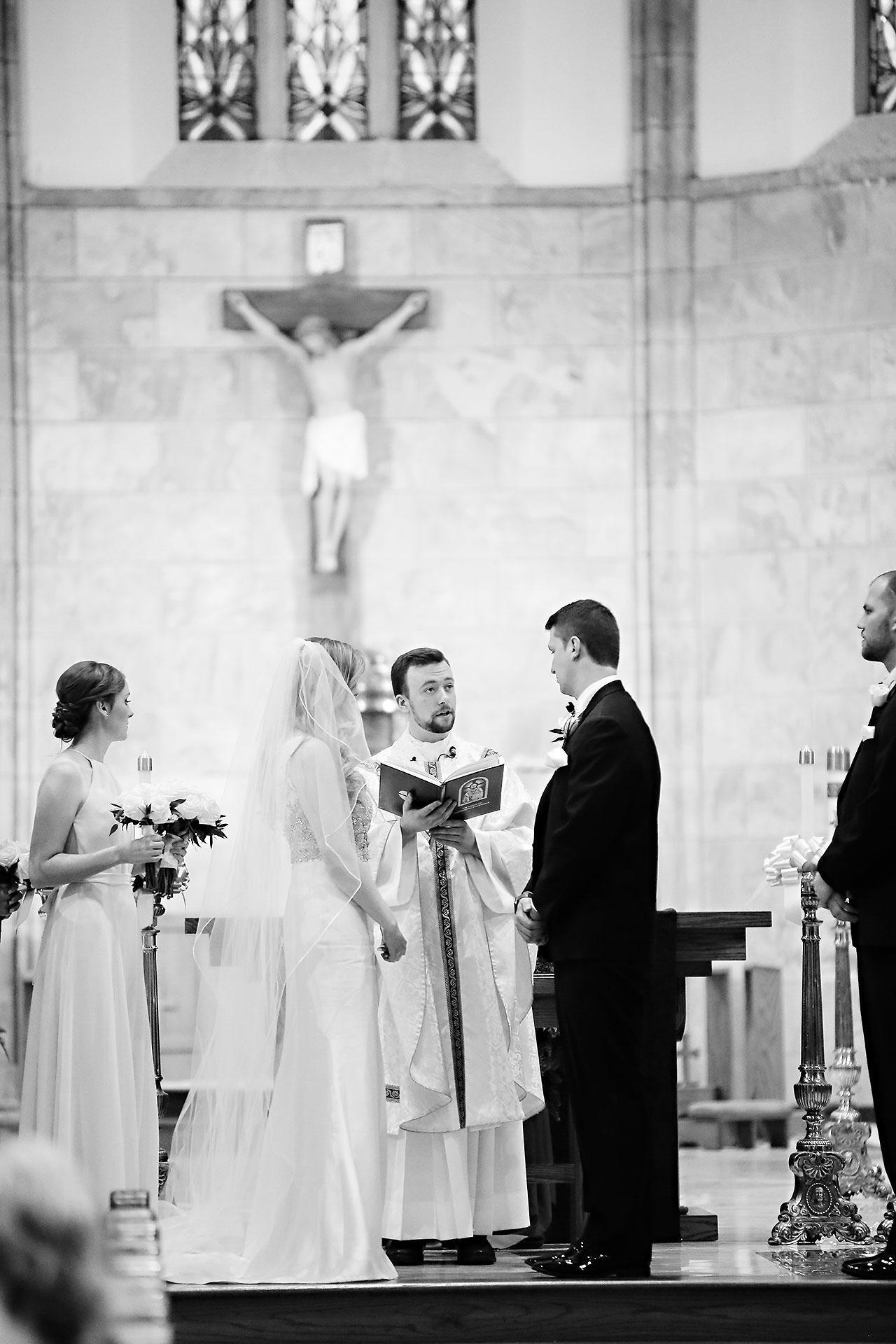 Karissa Ryan Indianapolis Winter Wedding 157