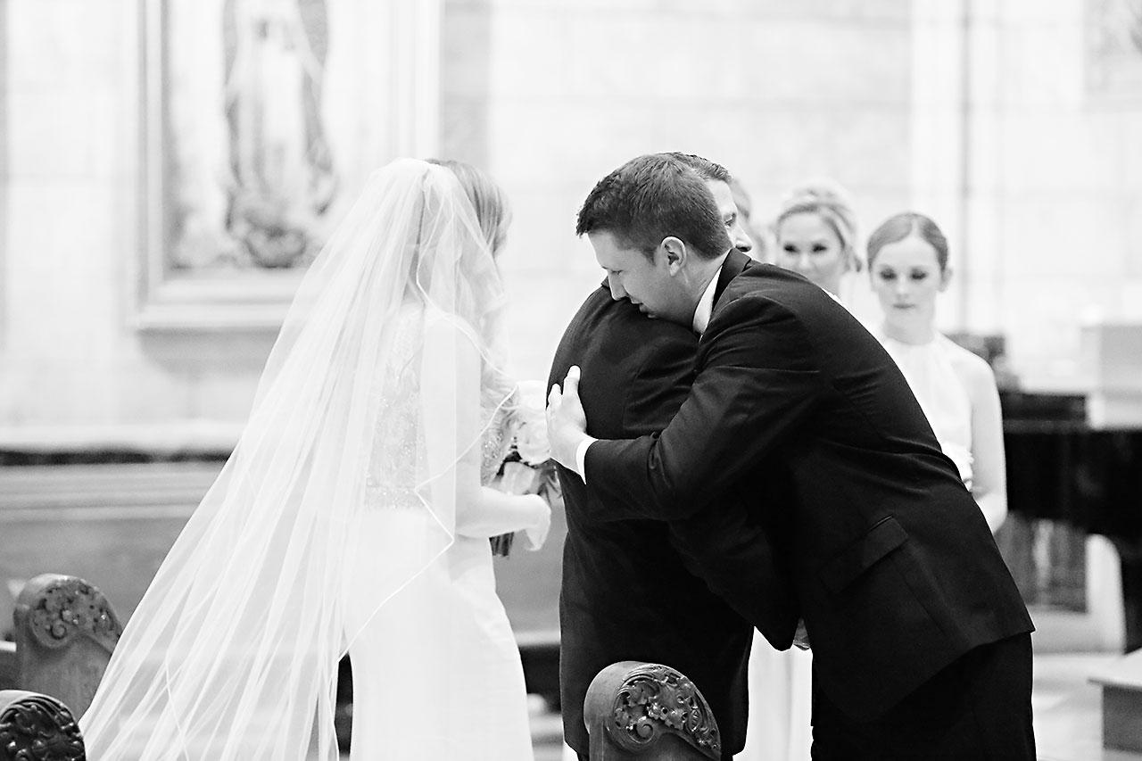 Karissa Ryan Indianapolis Winter Wedding 151
