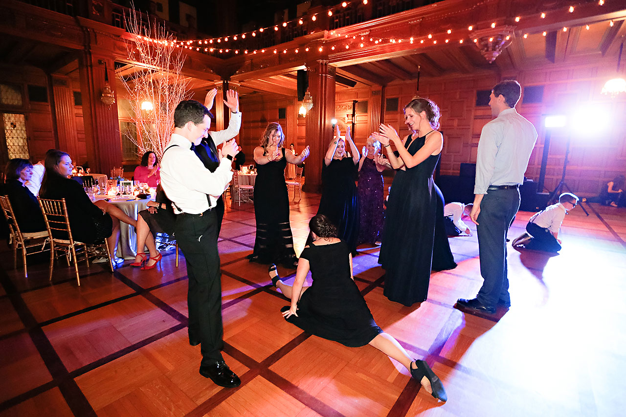 Emily Tom Scottish Rite Indianapolis Wedding 394