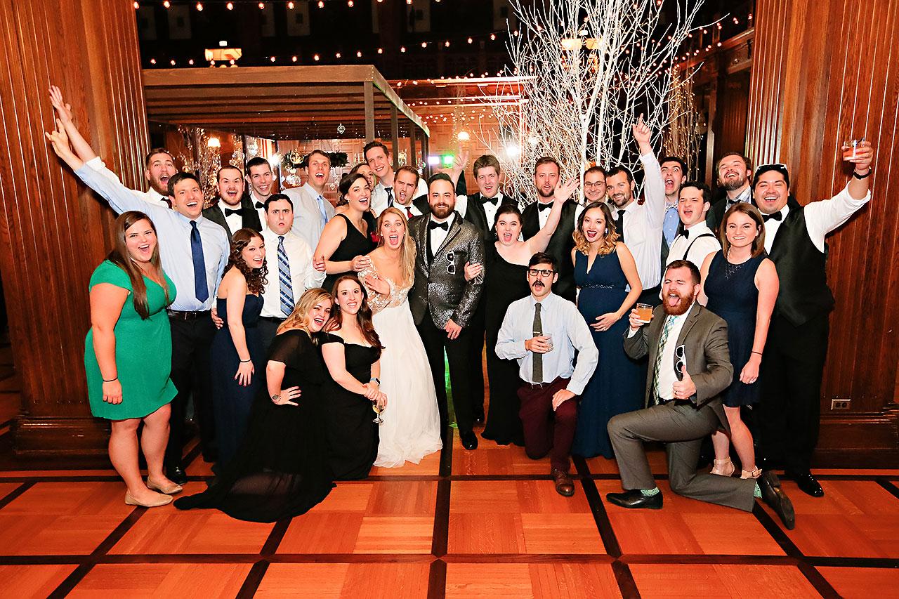 Emily Tom Scottish Rite Indianapolis Wedding 395