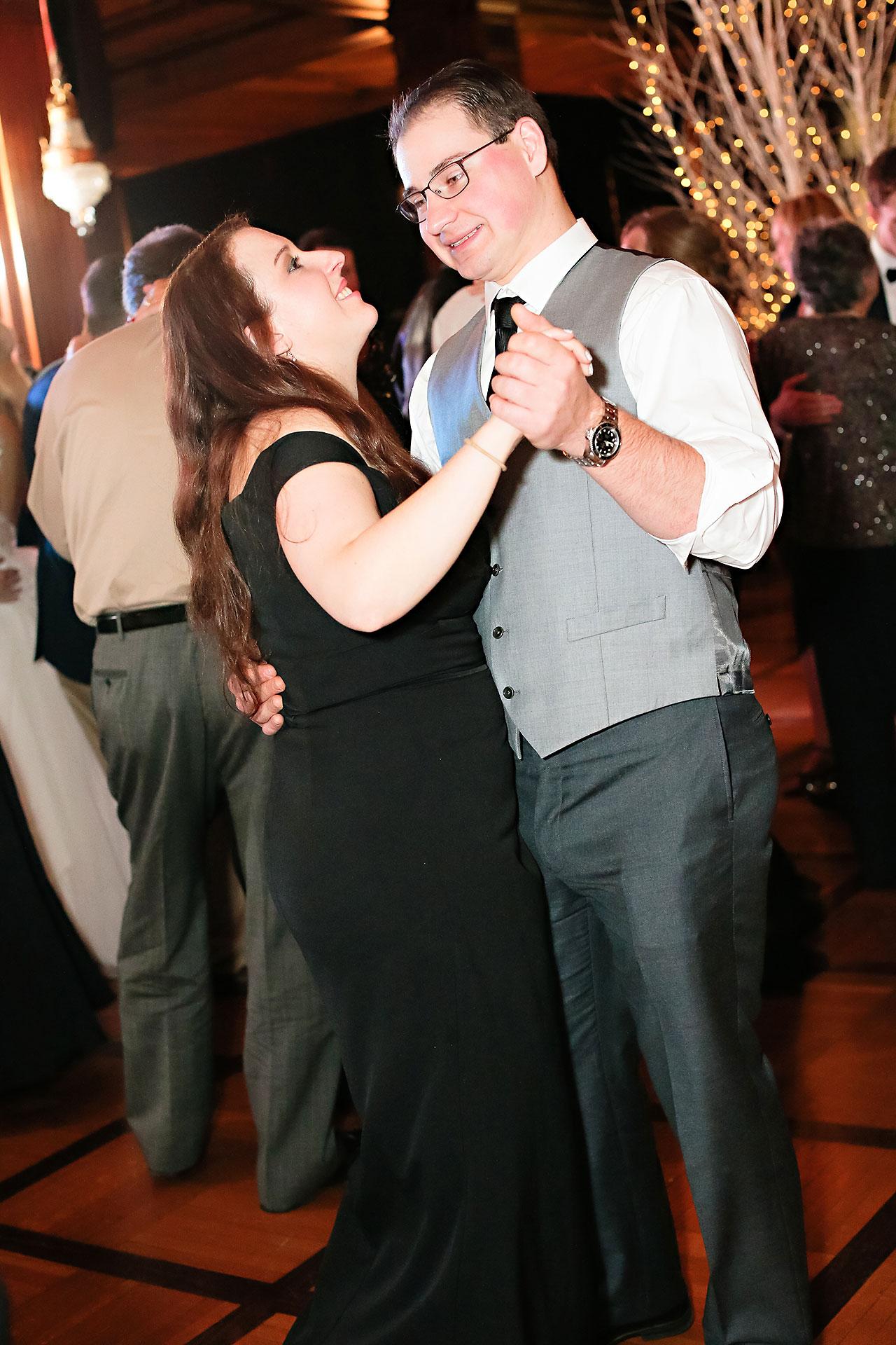 Emily Tom Scottish Rite Indianapolis Wedding 385