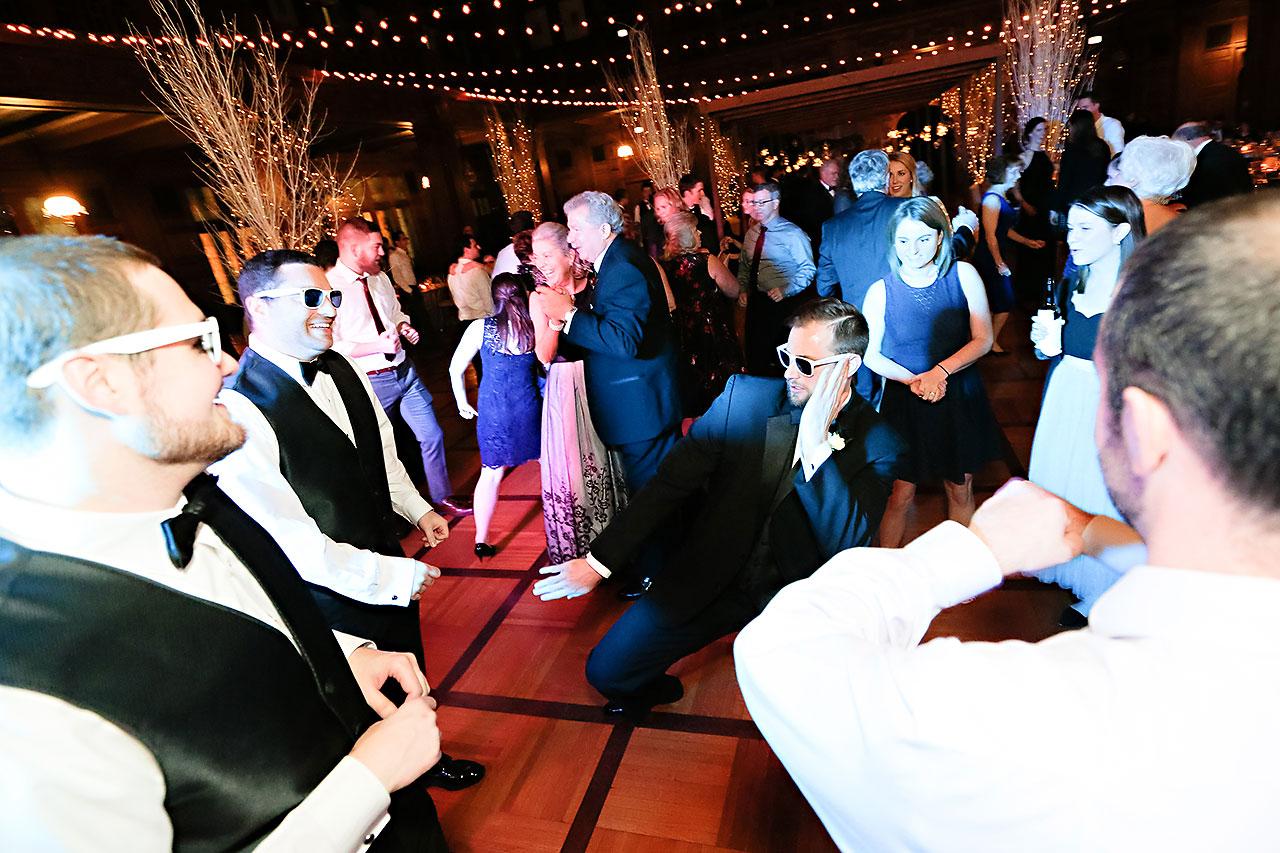 Emily Tom Scottish Rite Indianapolis Wedding 379