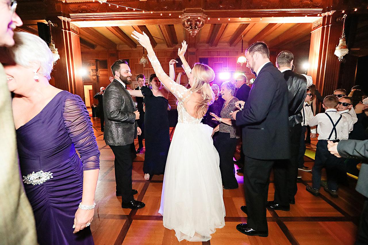 Emily Tom Scottish Rite Indianapolis Wedding 371