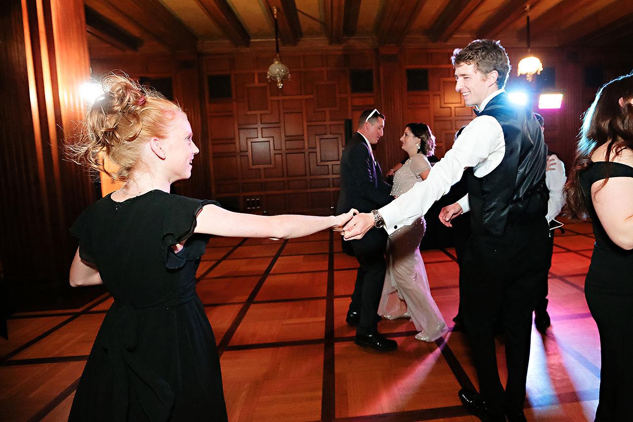 Emily Tom Scottish Rite Indianapolis Wedding 369
