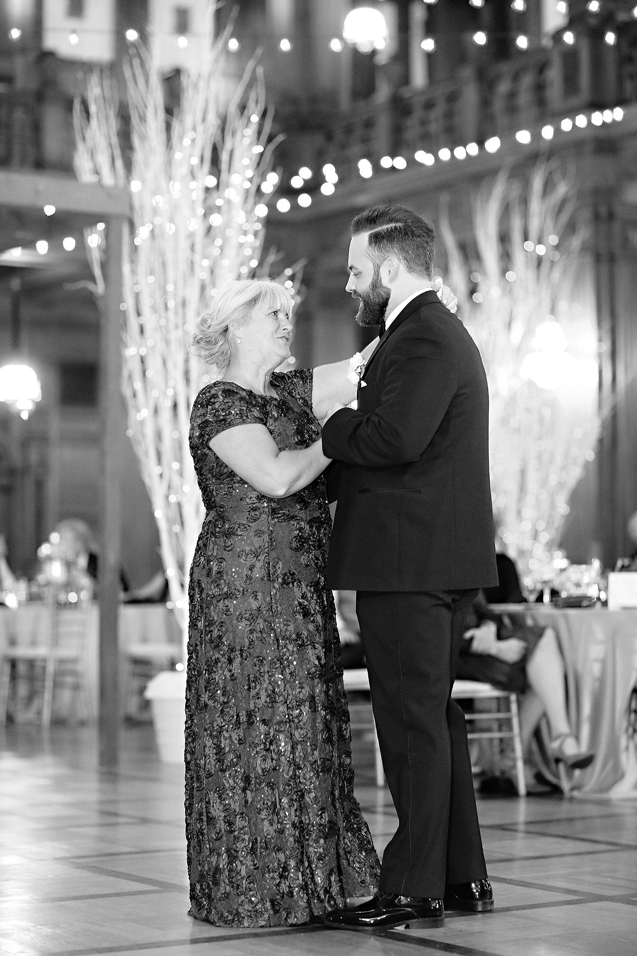 Emily Tom Scottish Rite Indianapolis Wedding 360