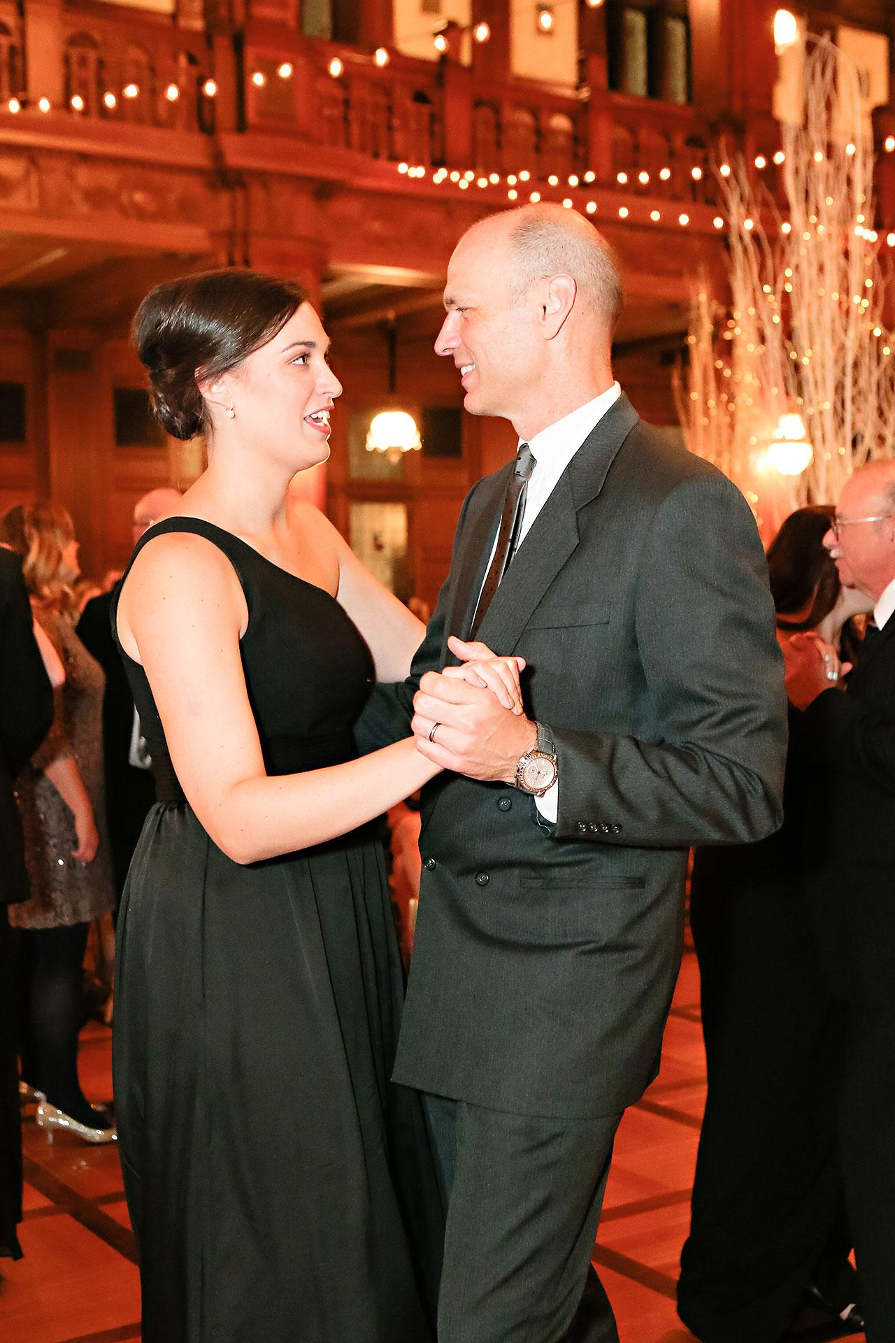 Emily Tom Scottish Rite Indianapolis Wedding 355
